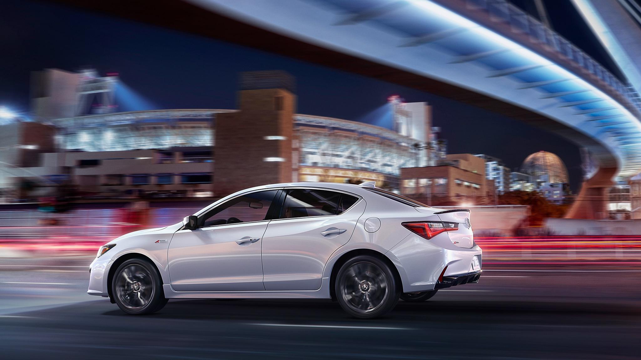 Refreshed 2019 Acura ILX Sports A Meaner Mug
