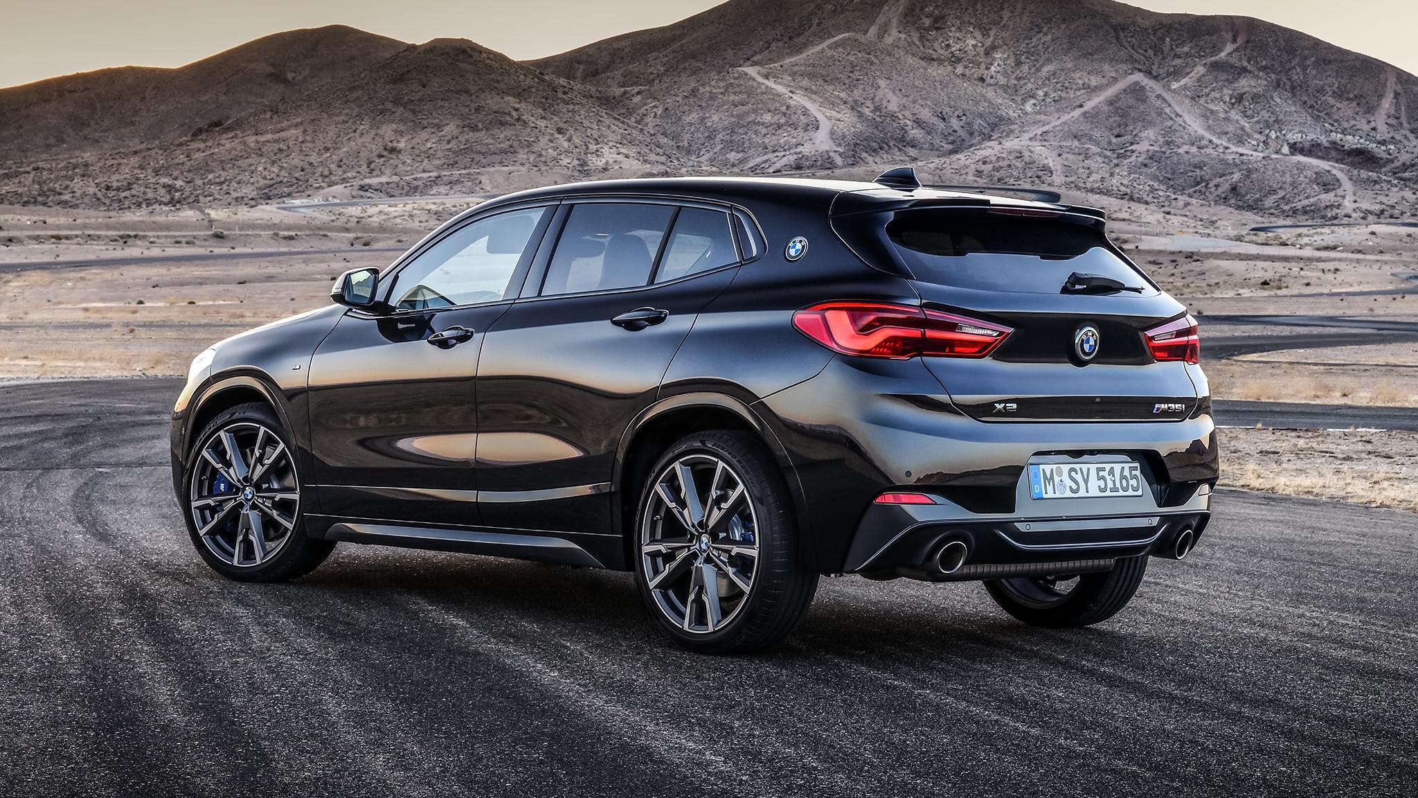 2019 bmw x2 m35i revealed with 302 hp 2 0 liter turbo. Black Bedroom Furniture Sets. Home Design Ideas