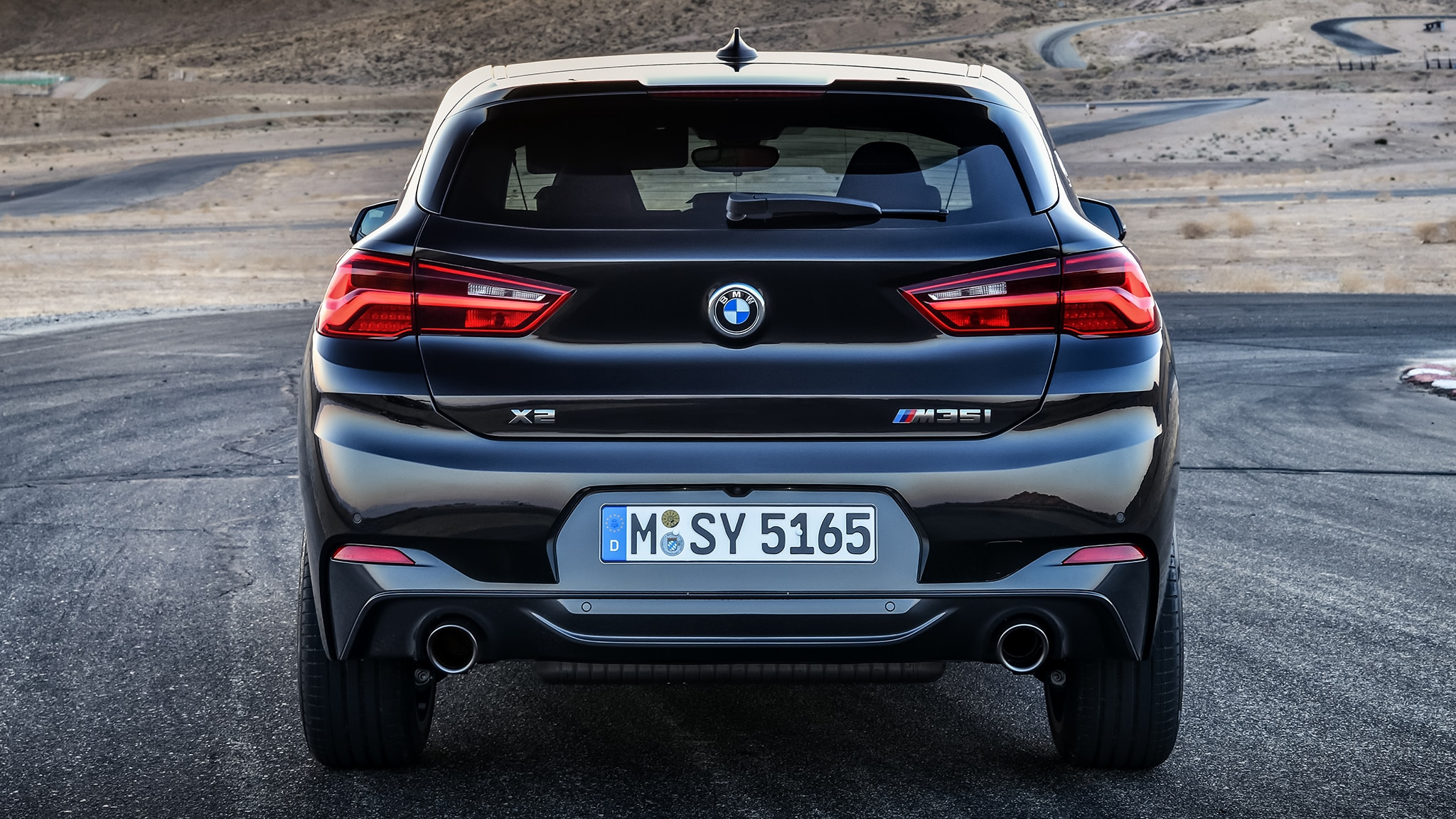 2019 Bmw X2 M35i Revealed With 302 Hp 2 0 Liter Turbo Automobile