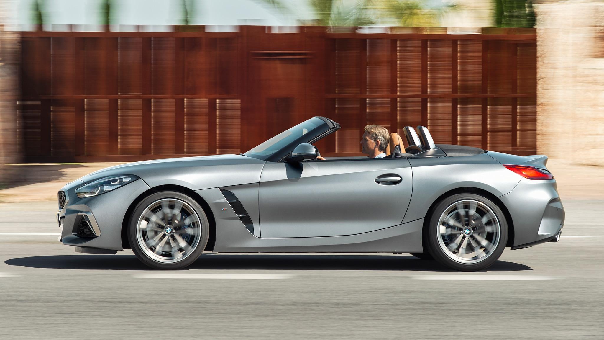 2019 BMW Z4 M40i First Drive Review Automobile Magazine