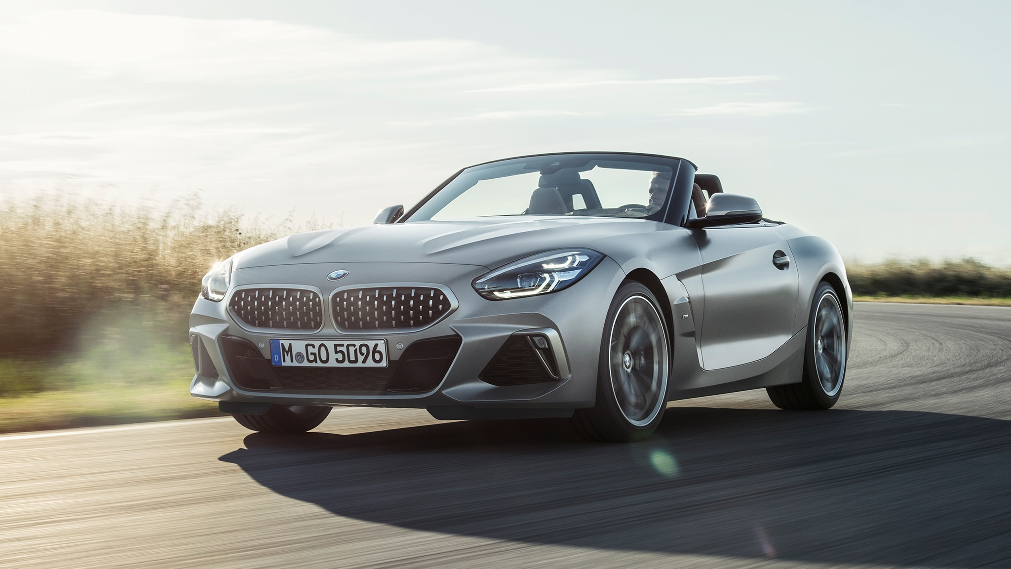 2019 bmw z4 m40i first drive review automobile magazine. Black Bedroom Furniture Sets. Home Design Ideas