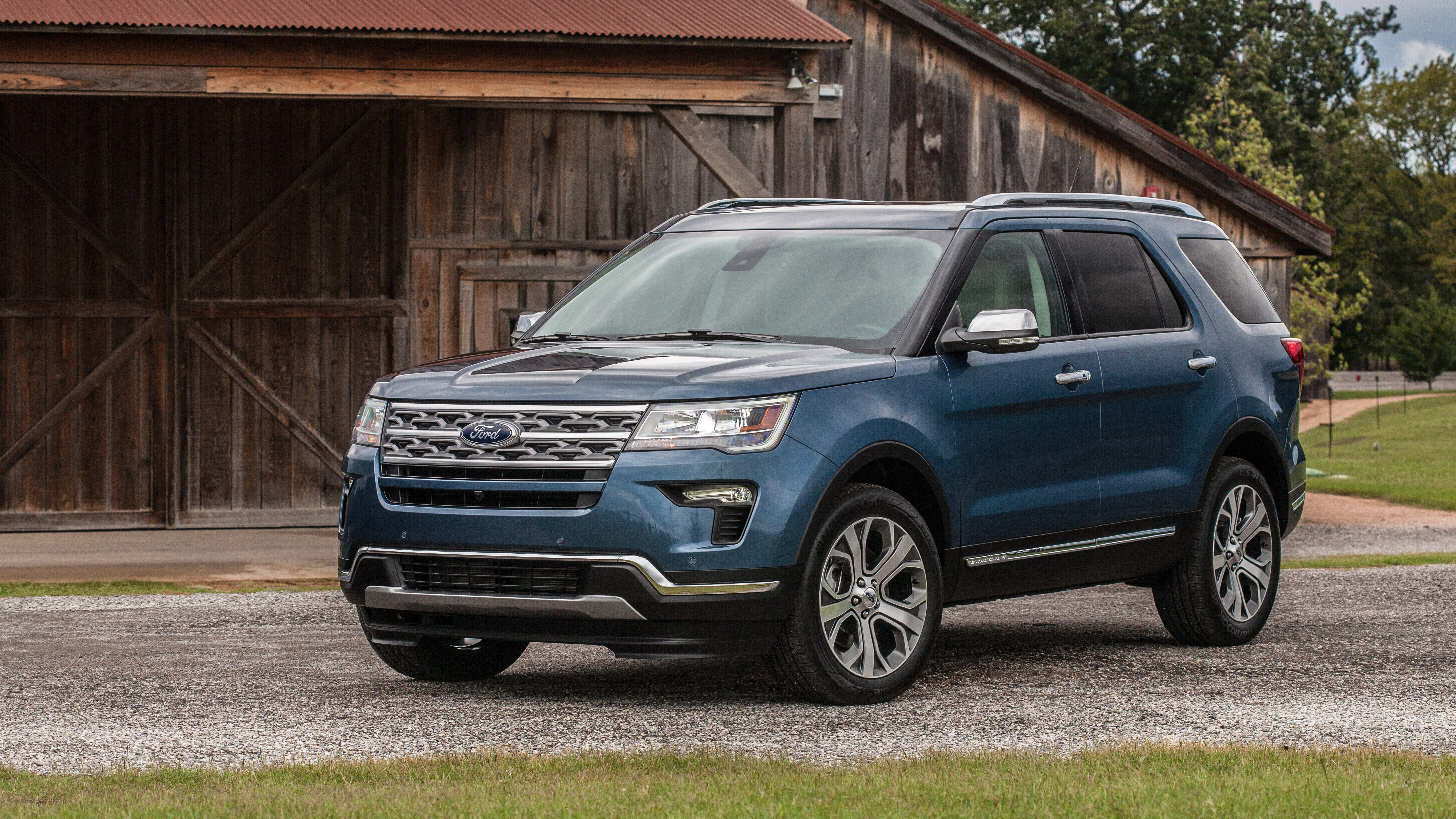 2019 Ford Expedition, Explorer Receive New Special Editions | Automobile Magazine