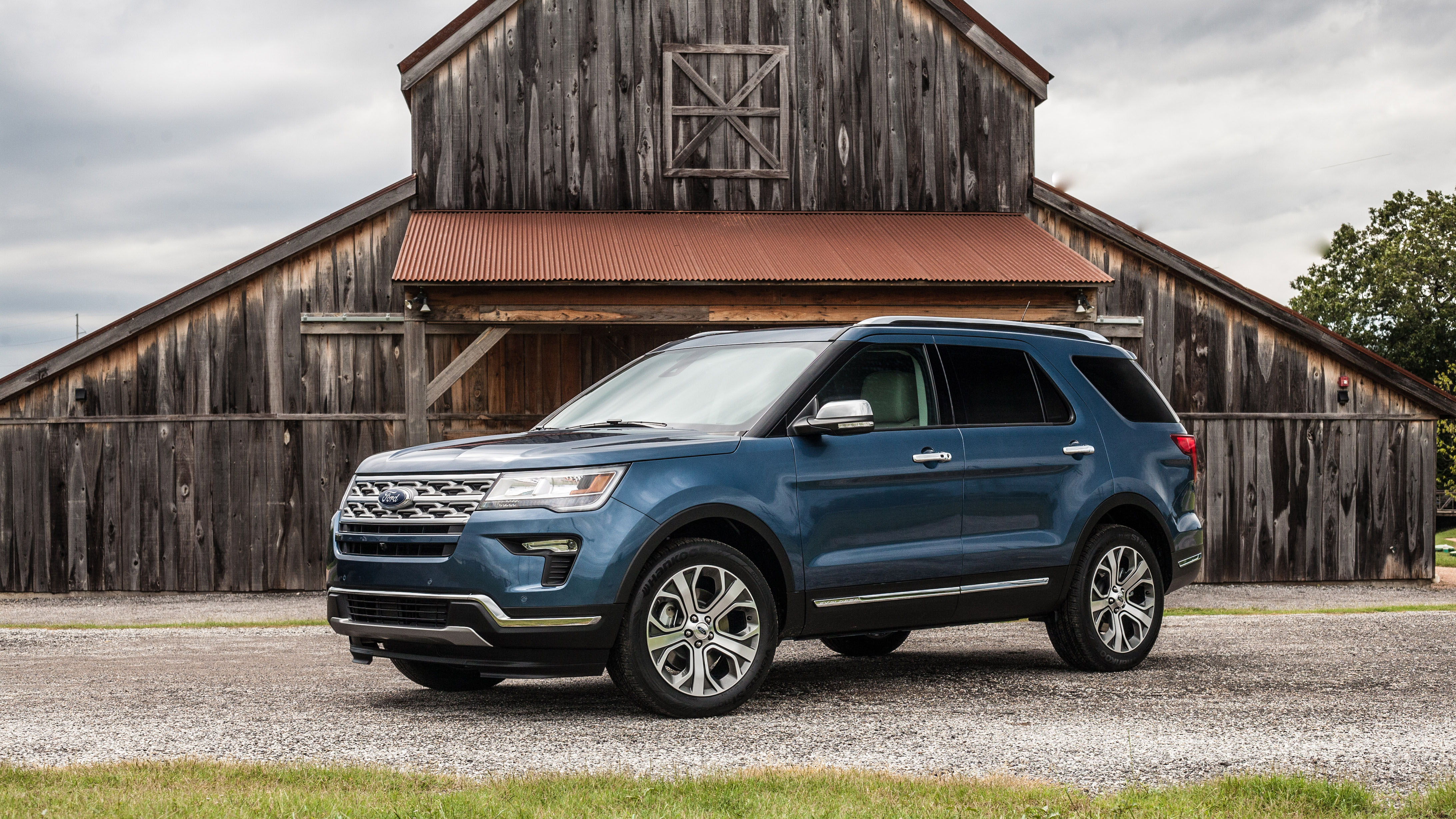 2019 Ford Expedition, Explorer Receive New Special ...