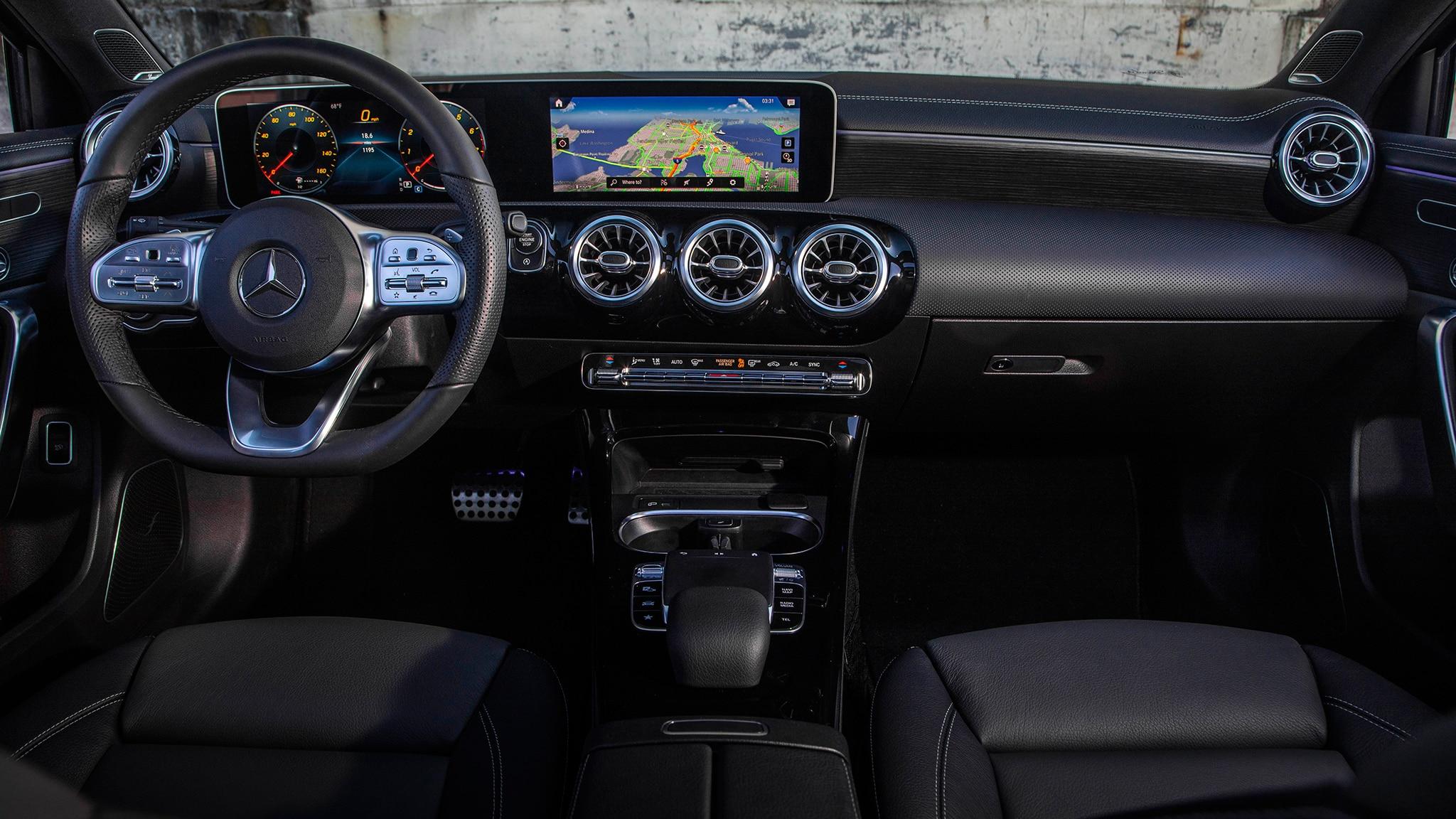 2019 Mercedes-Benz A-class: How I'd Spec It   Automobile