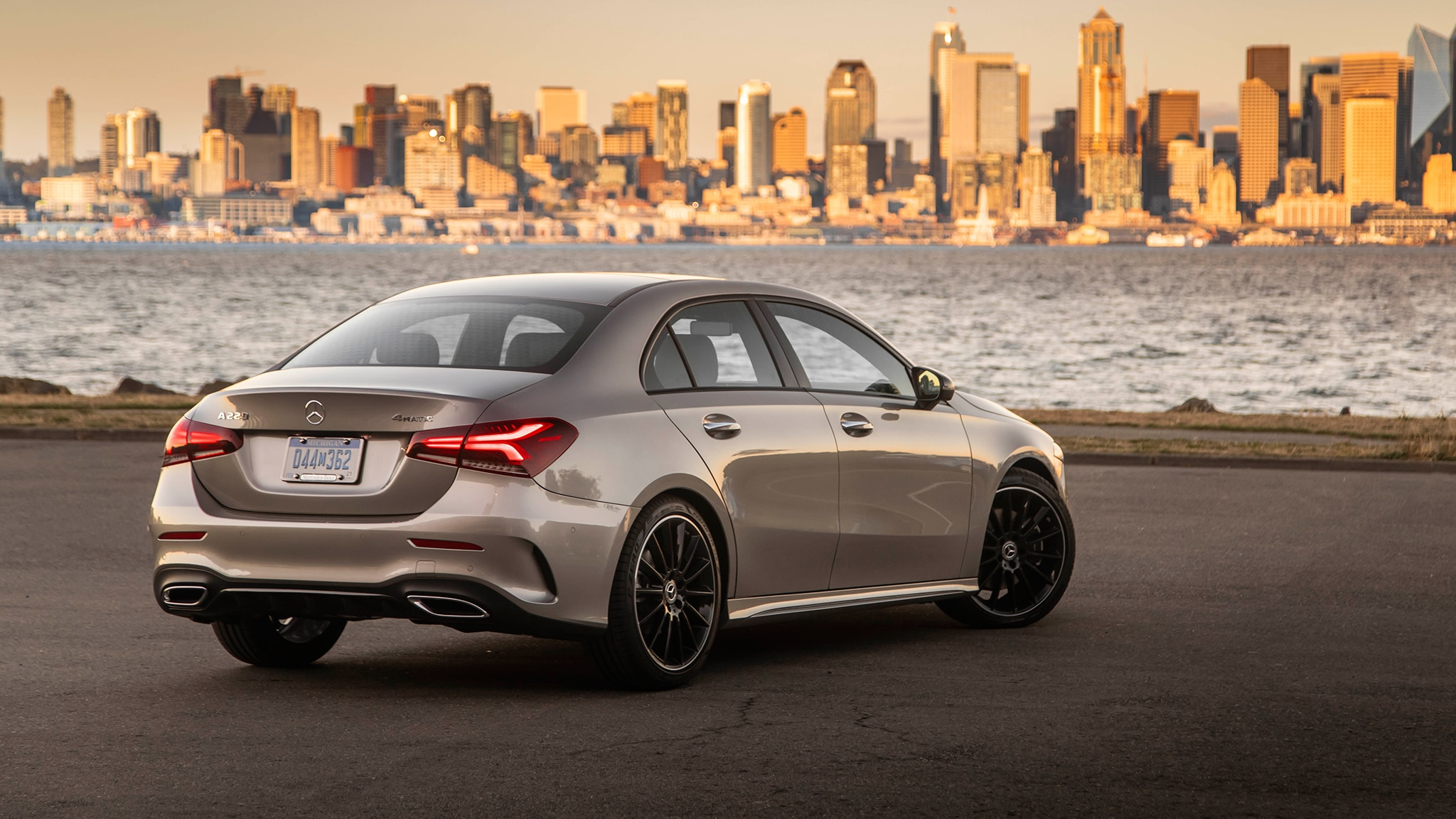 The New Mercedes-Benz A-Class Has a Price: $33,495