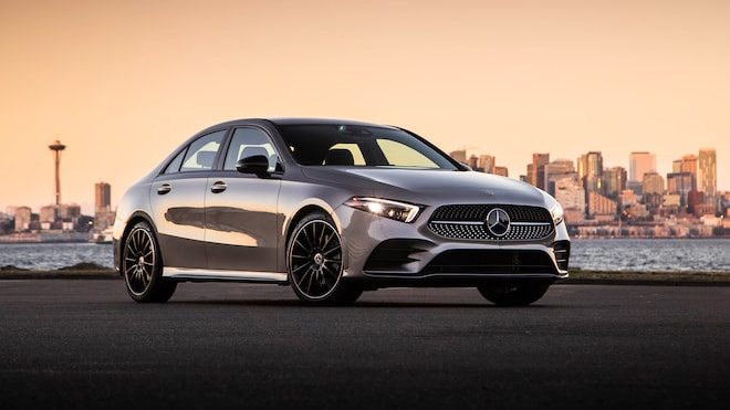 The Mercedes Amg A45 S Is Gonna Be A Rip Snorter