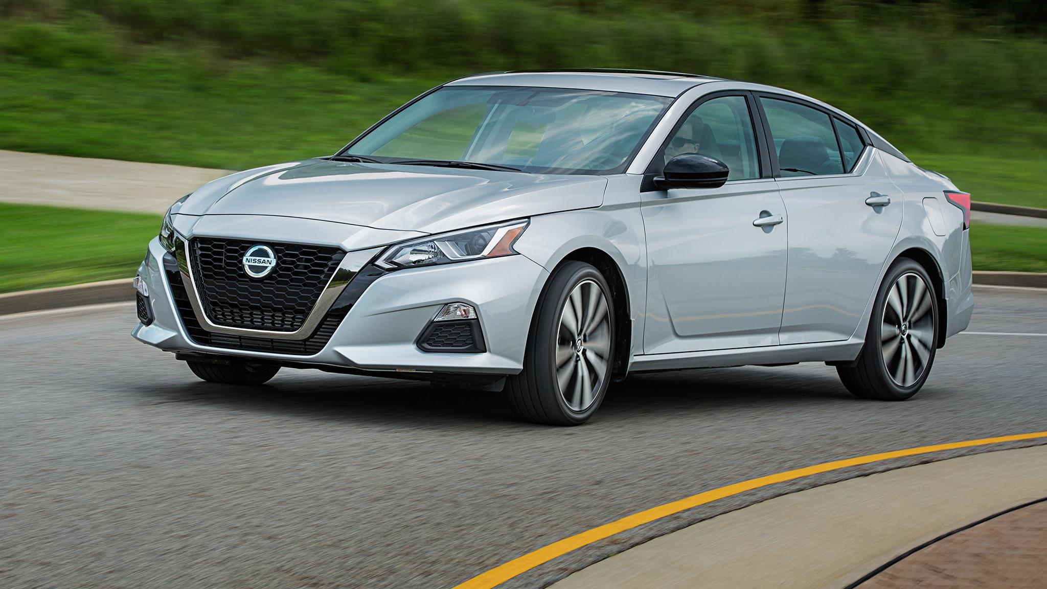 2019 Nissan Altima First Drive Automobile Magazine
