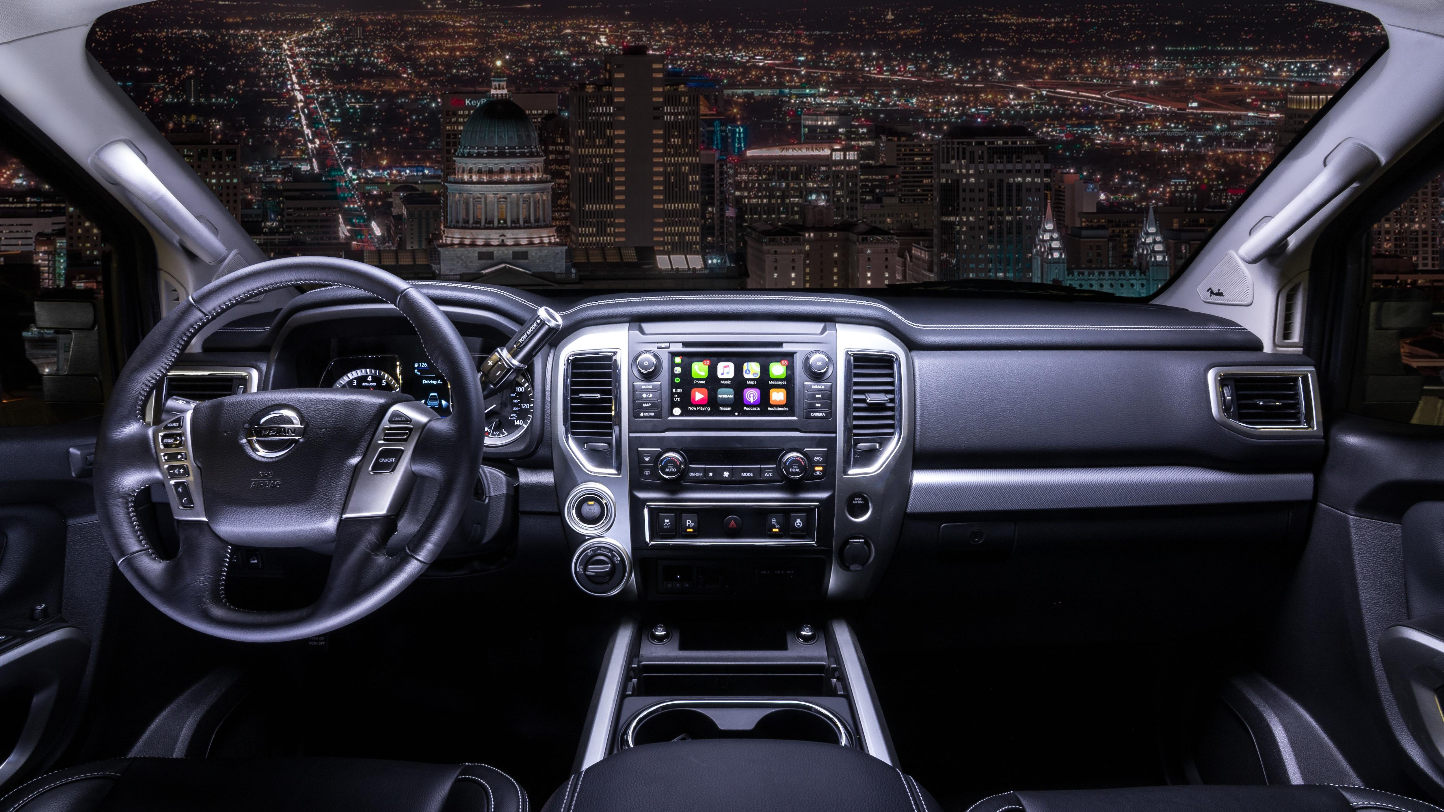 2019 Nissan Titan Gets A Few Much Needed Updates Automobile Magazine