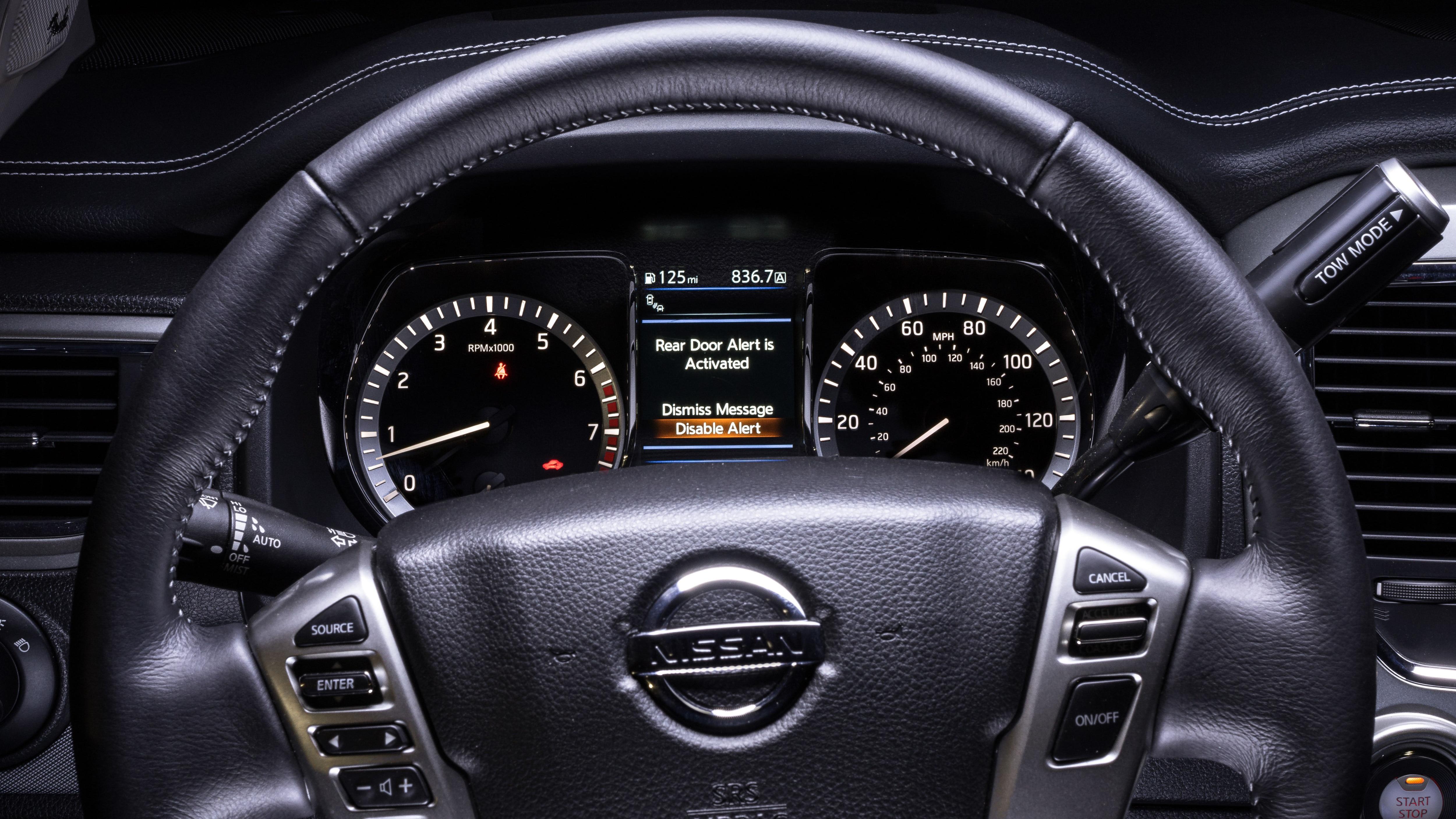 2019 Nissan Titan Gets a Few Much-Needed Updates