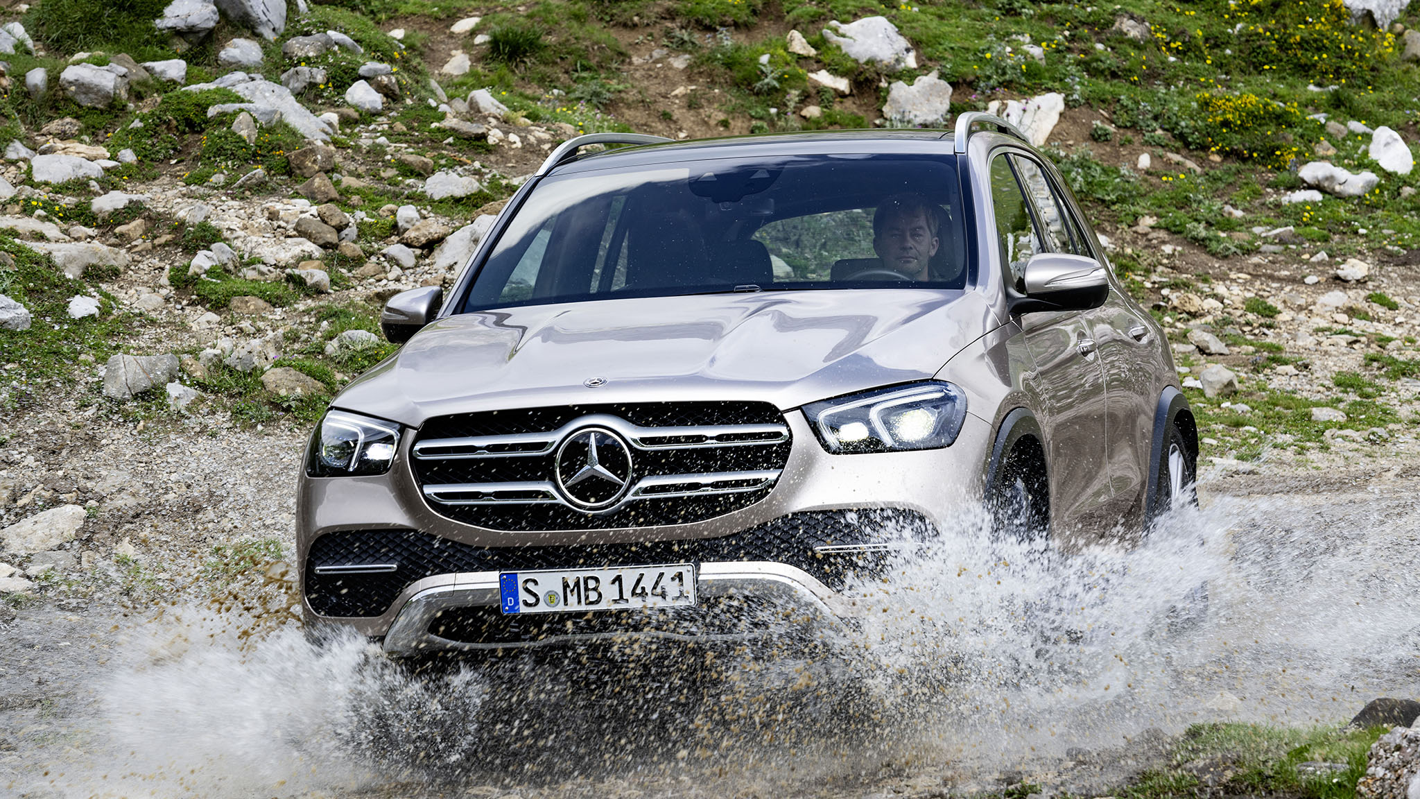 2020 Mercedes Benz GLE 15