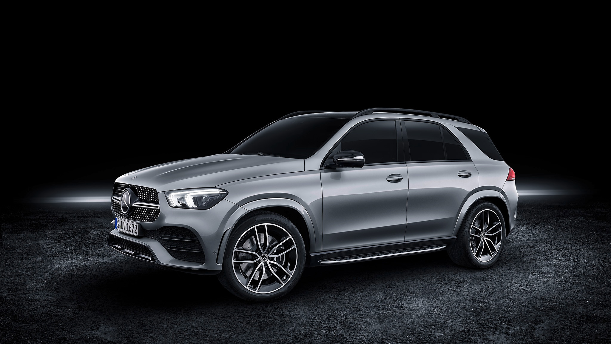 2020 Mercedes-Benz GLE Grows Up   Automobile Magazine