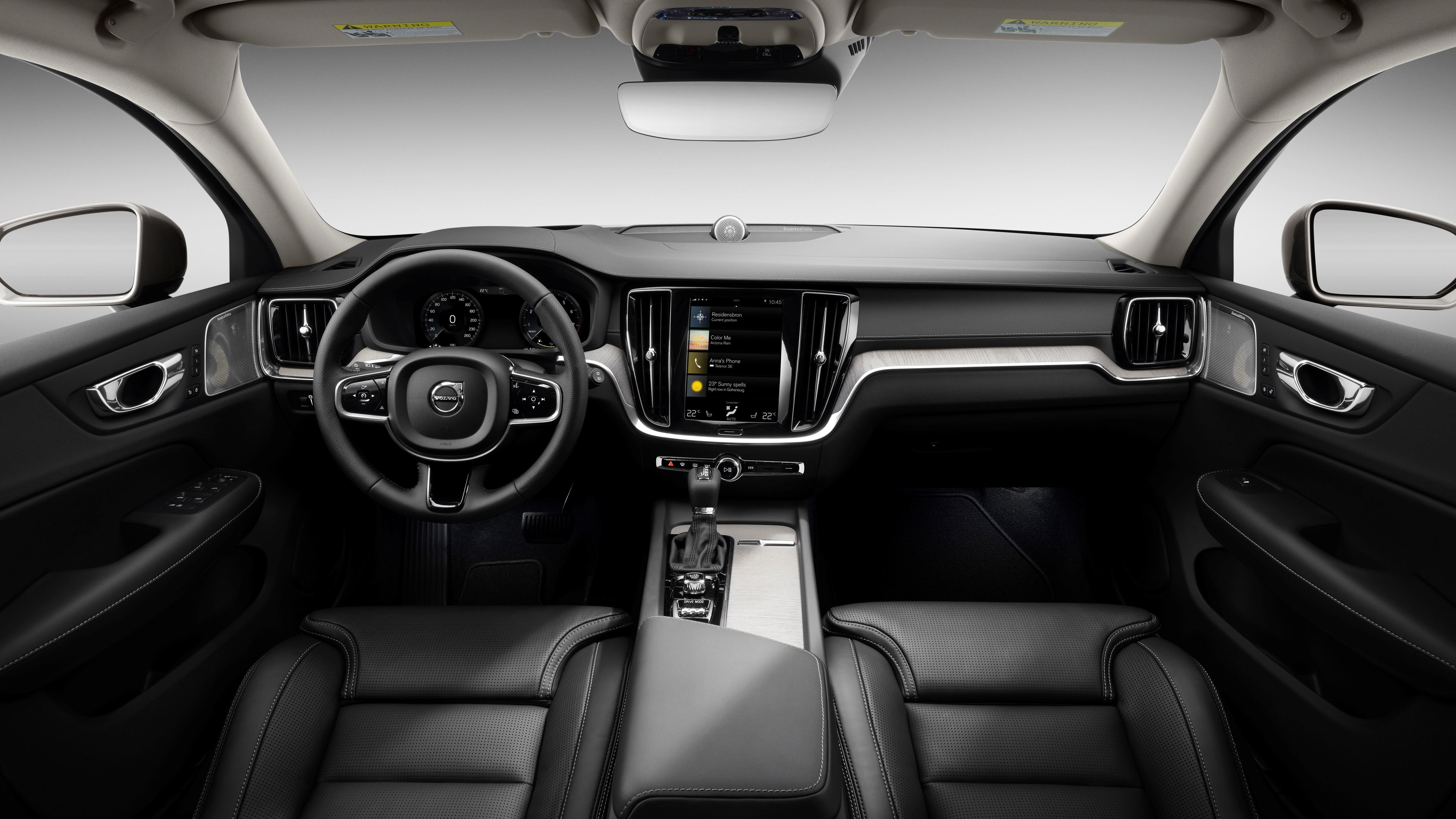 2020 Volvo V60 Cross Country Makes First Appearance ...