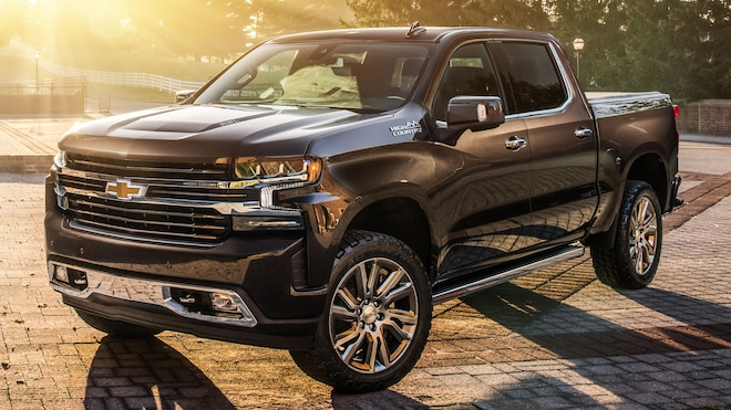 2019 Chevrolet Silverado Concepts are SEMA Bound ...
