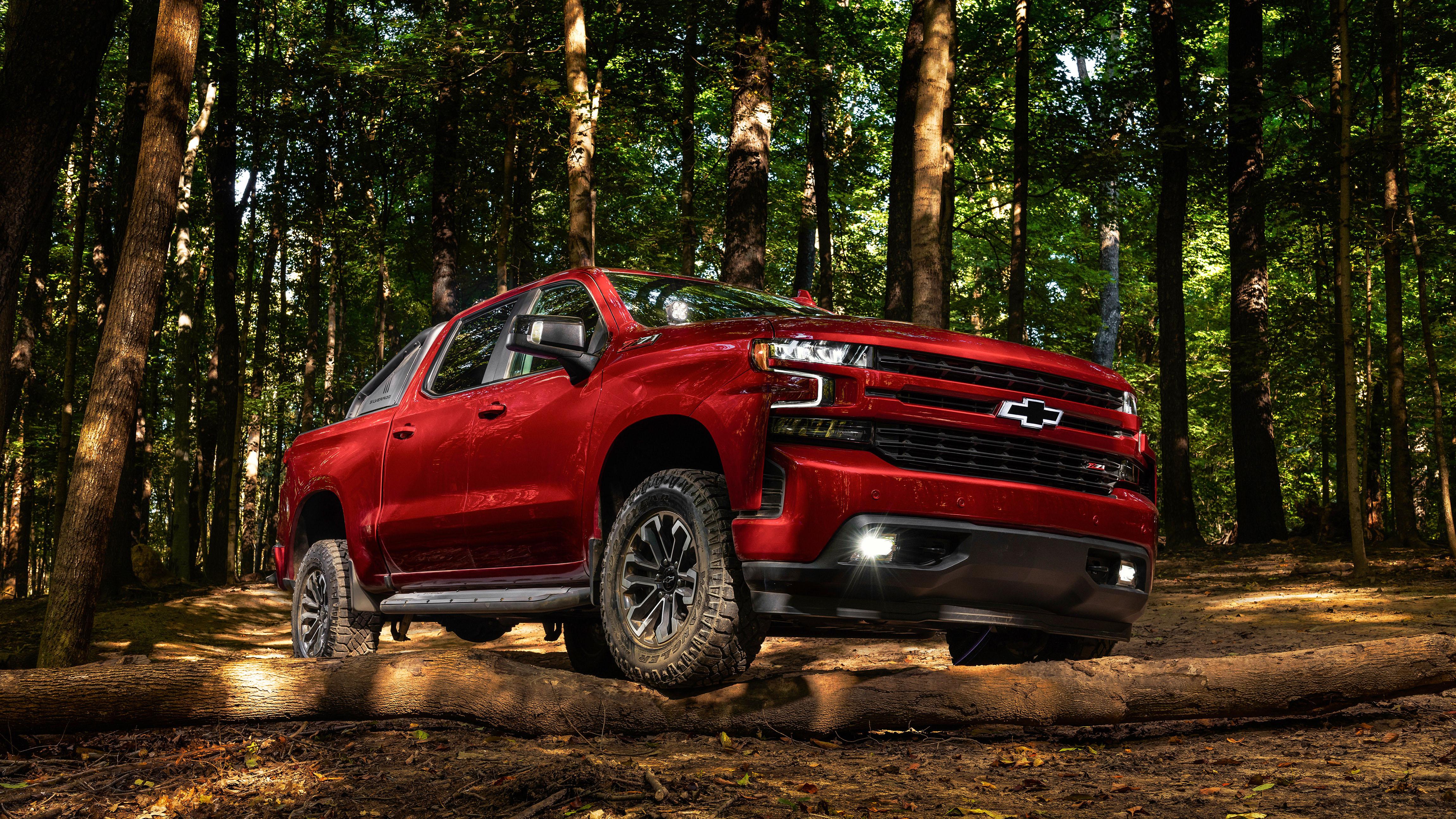 2019 Chevrolet Silverado Concepts are SEMA Bound | Automobile Magazine