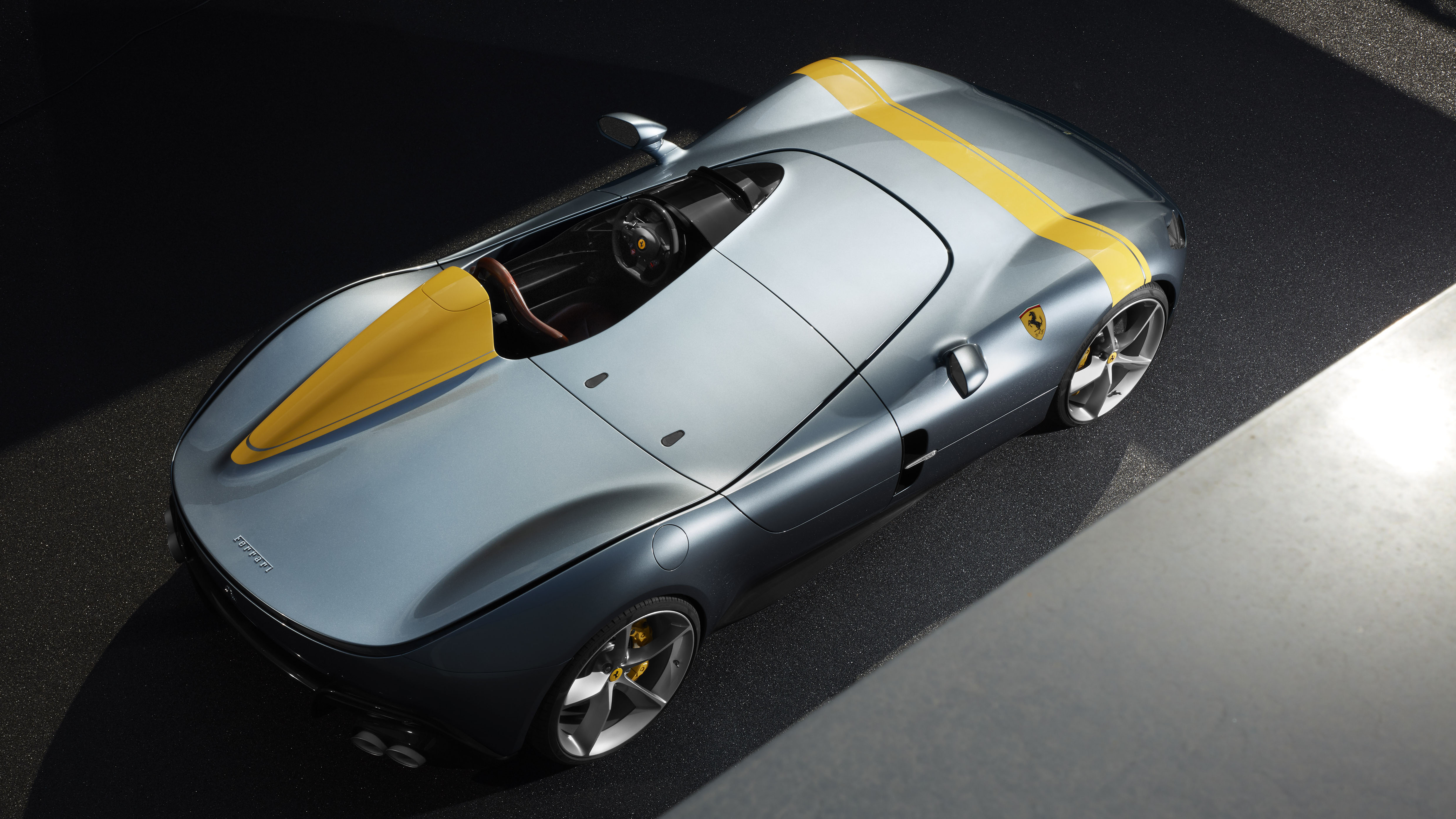 Ferrari seeks profit boost with Monza retro-styled supercar