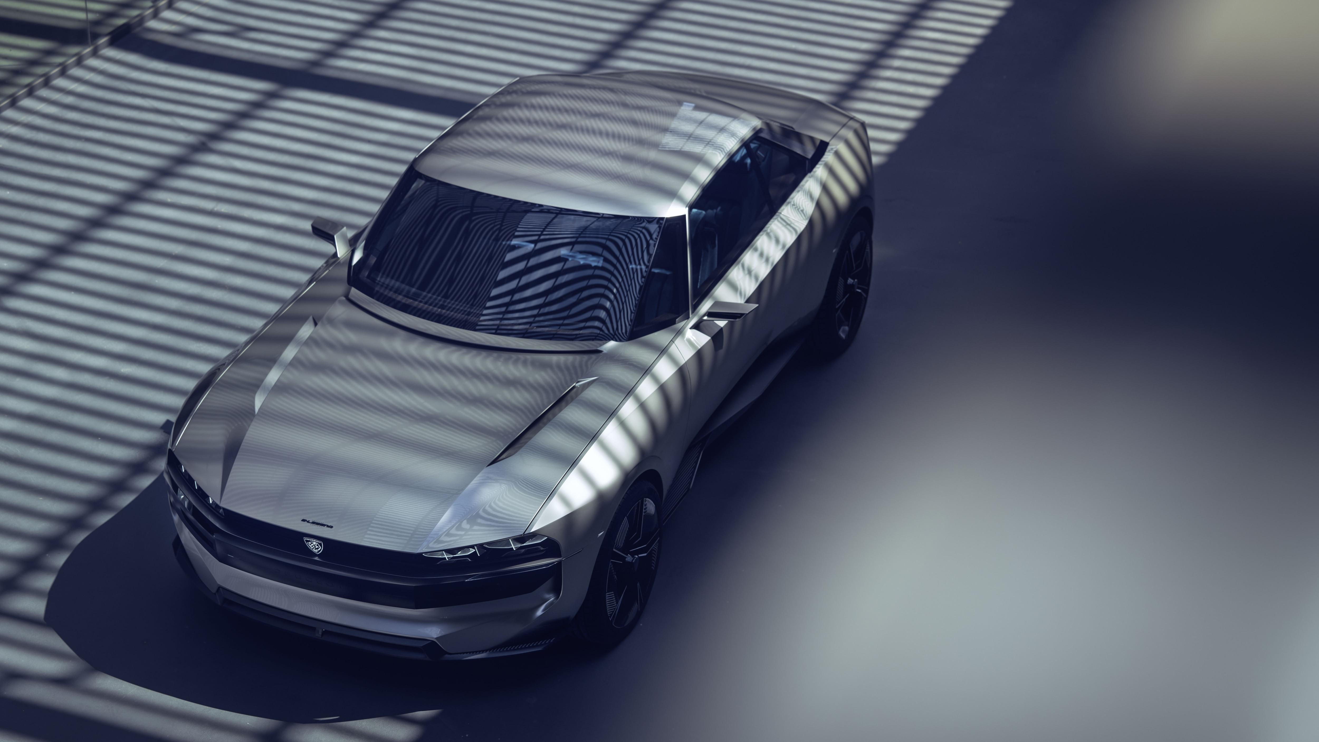 Peugeot E Legend Concept To Debut In Paris Automobile Magazine