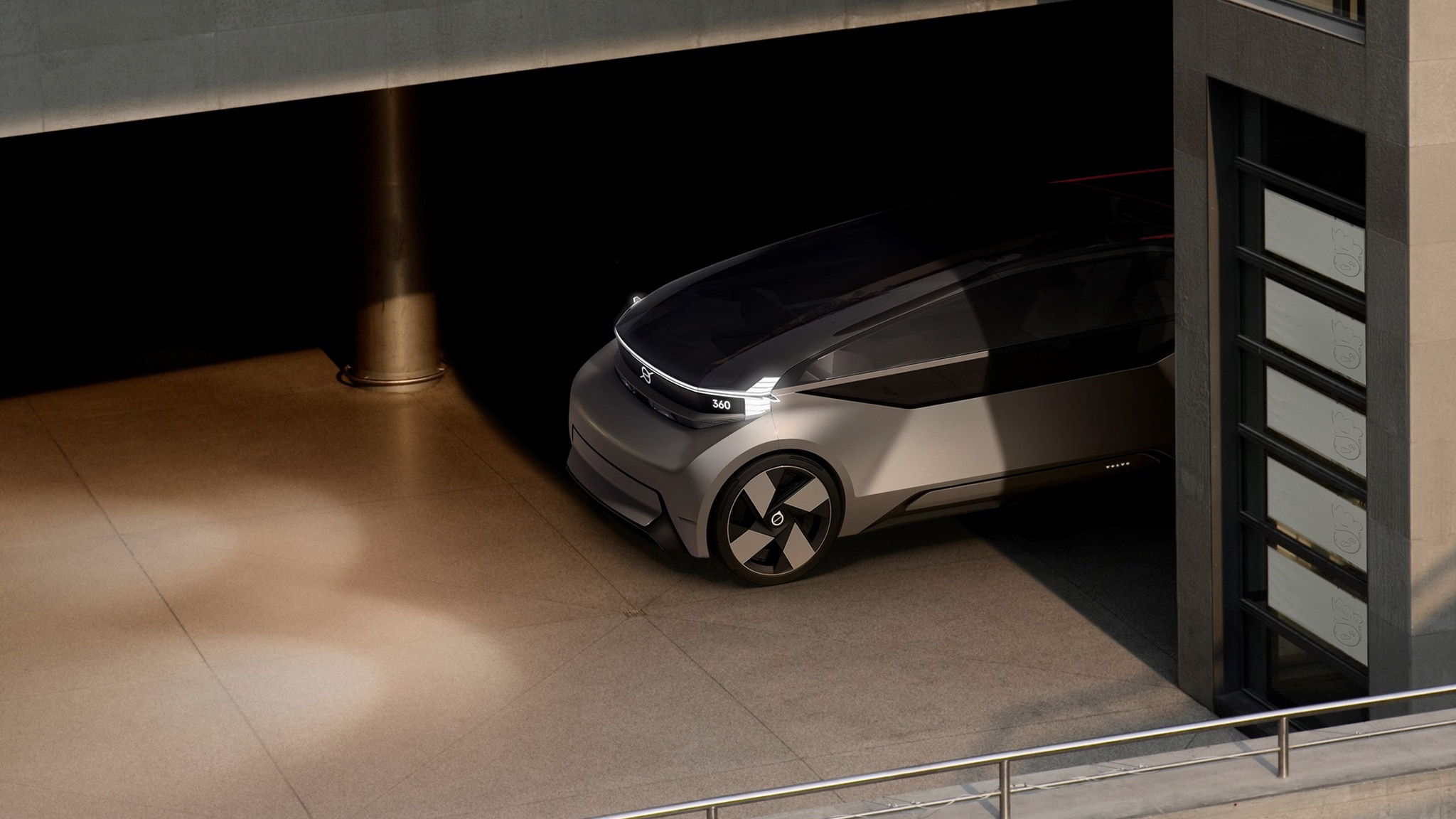 Inside the Cocoon: What to Expect from Automated-Vehicle