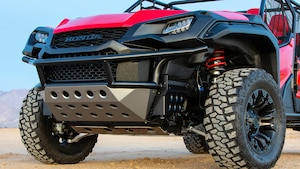 08 Honda Rugged Open Air Vehicle Concept