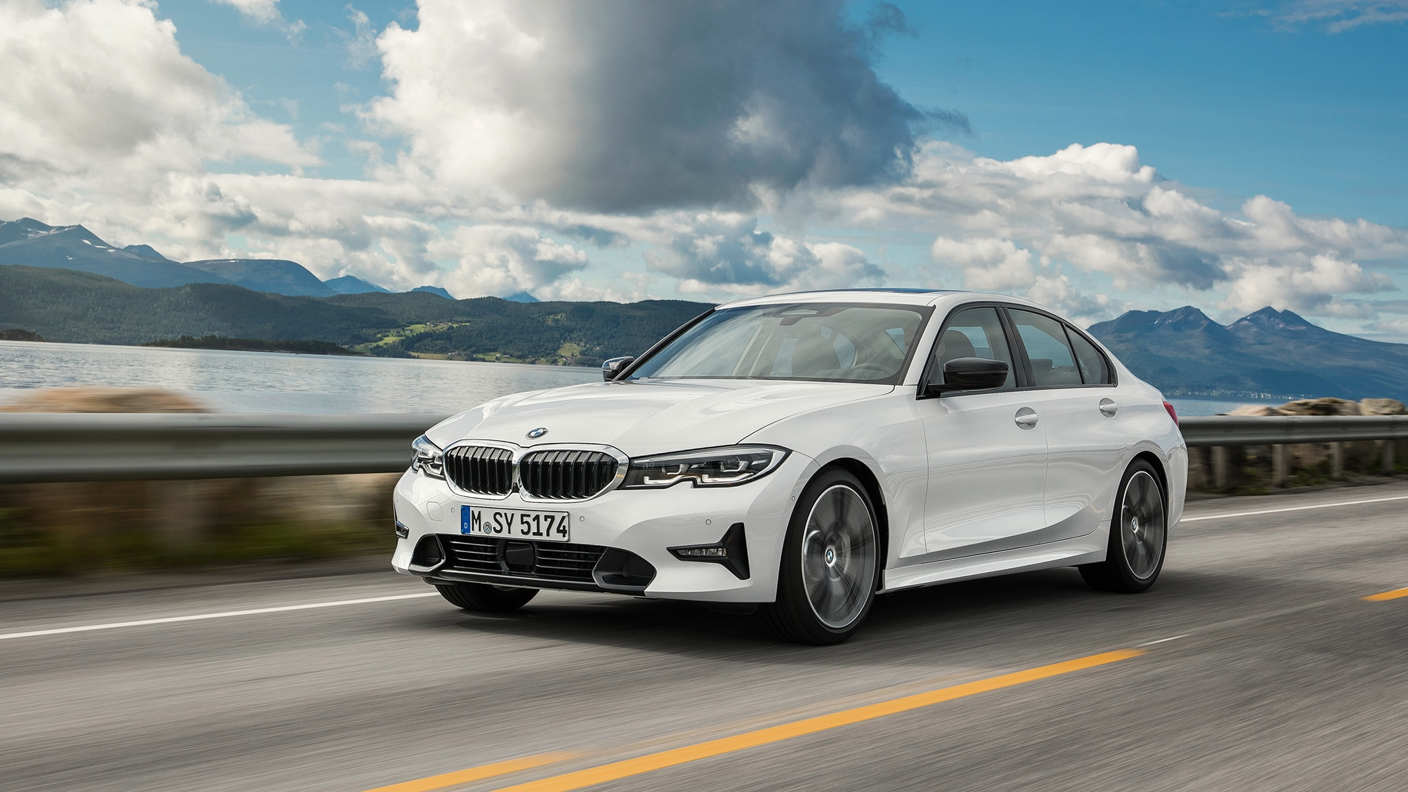 2019 BMW 3 Series Starts At $41,195