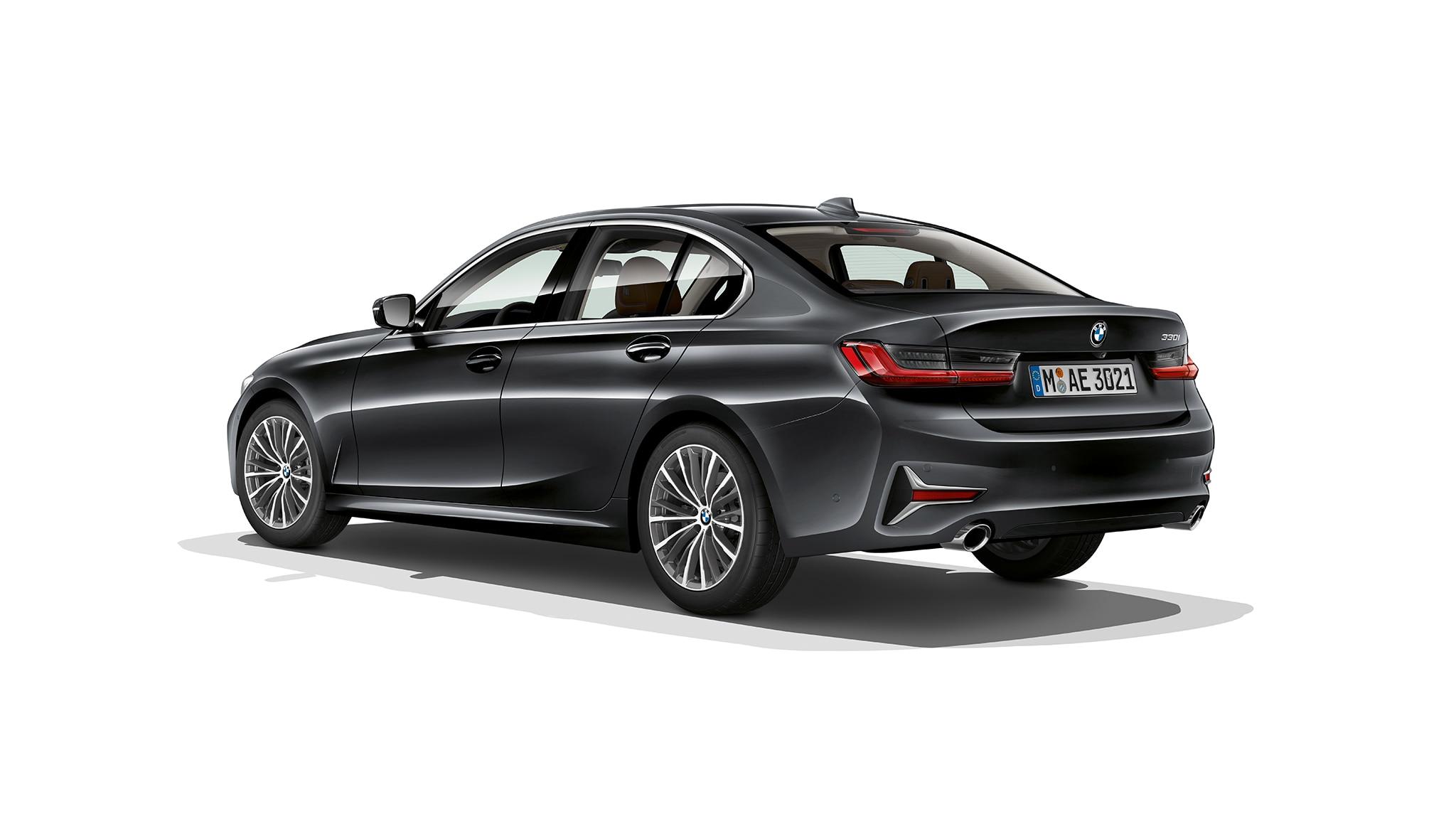 2019 BMW 3 Series Starts At $41,195