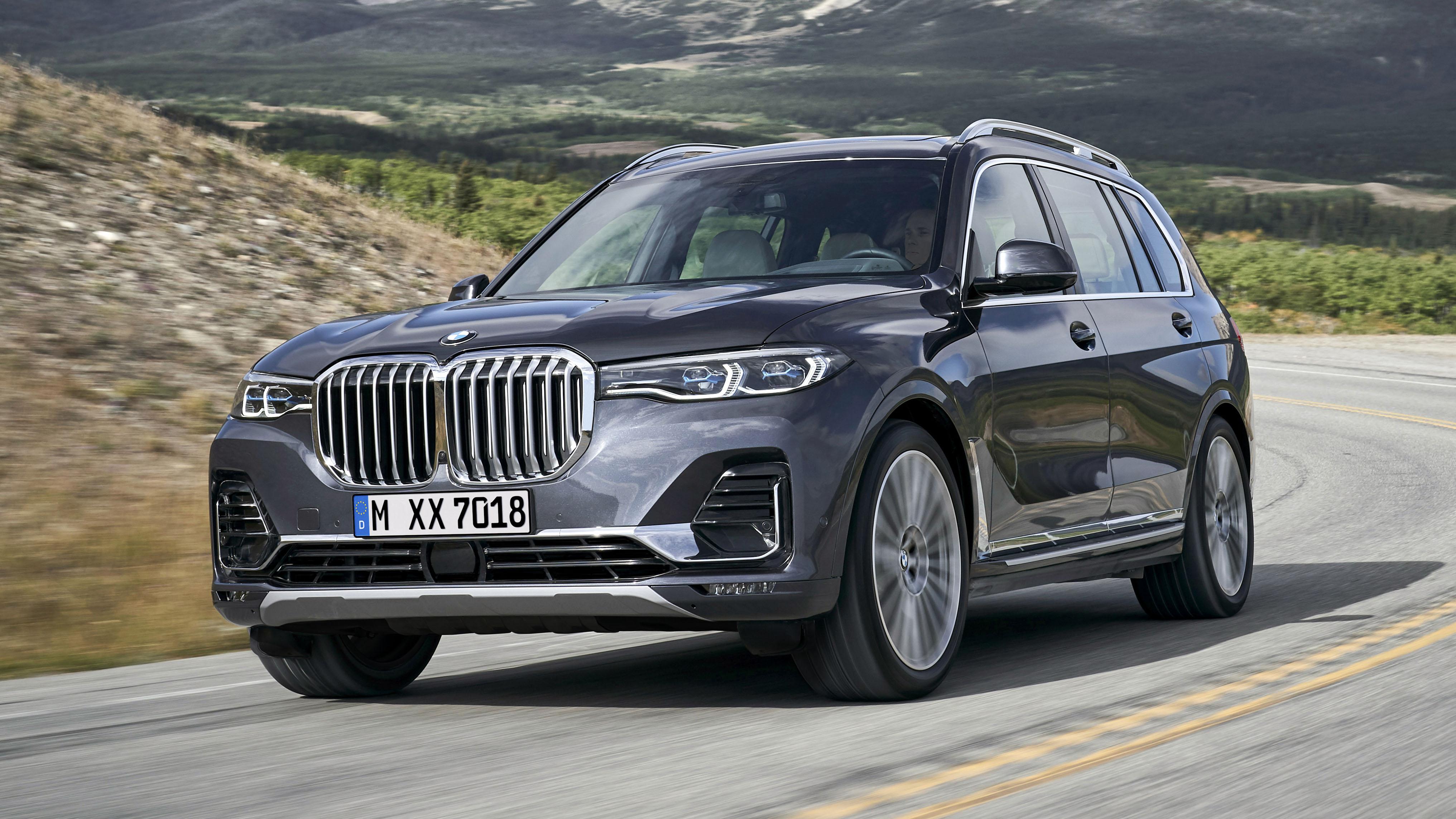 2019 Bmw X7 Goes Big Starts At 74 895 Automobile Magazine