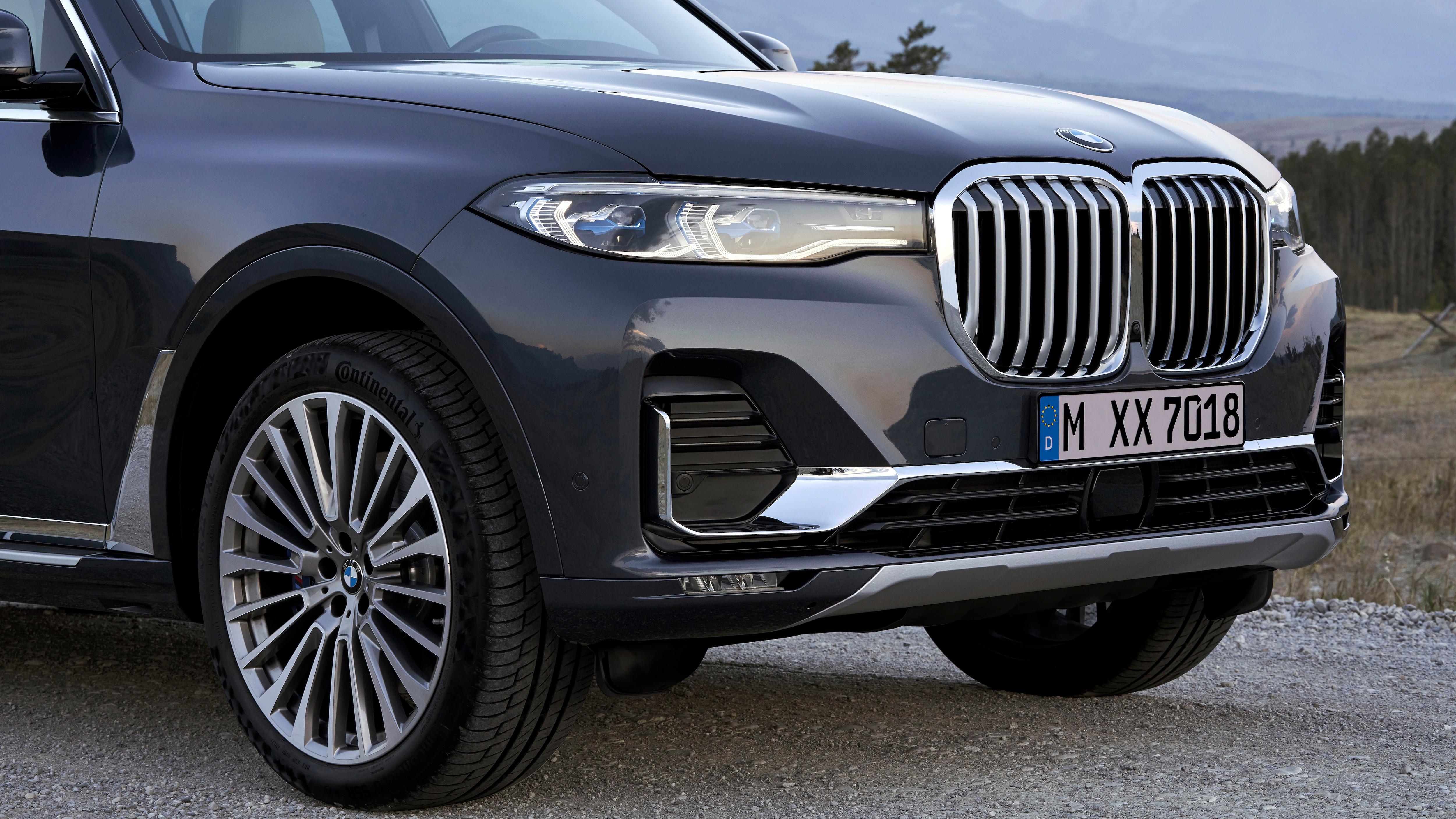 2019 BMW X7 - Najväčšie SUV značky