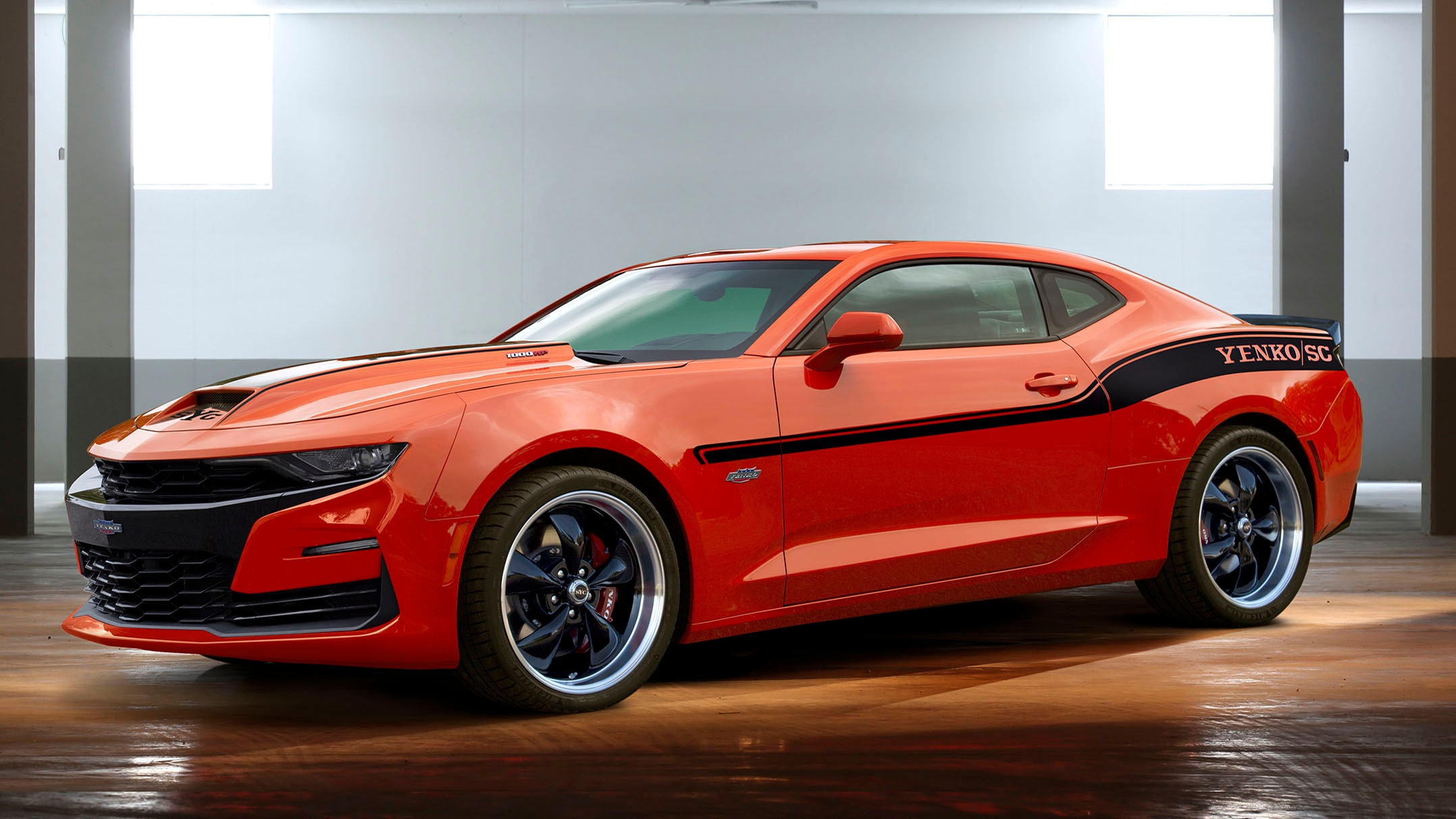 2019 Chevrolet Camaro Yenko Sc Stage 2 Makes 1 000
