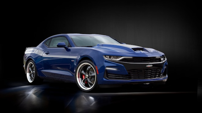 2019 Chevrolet Camaro Yenkosc Stage 2 Makes 1000 Horsepower