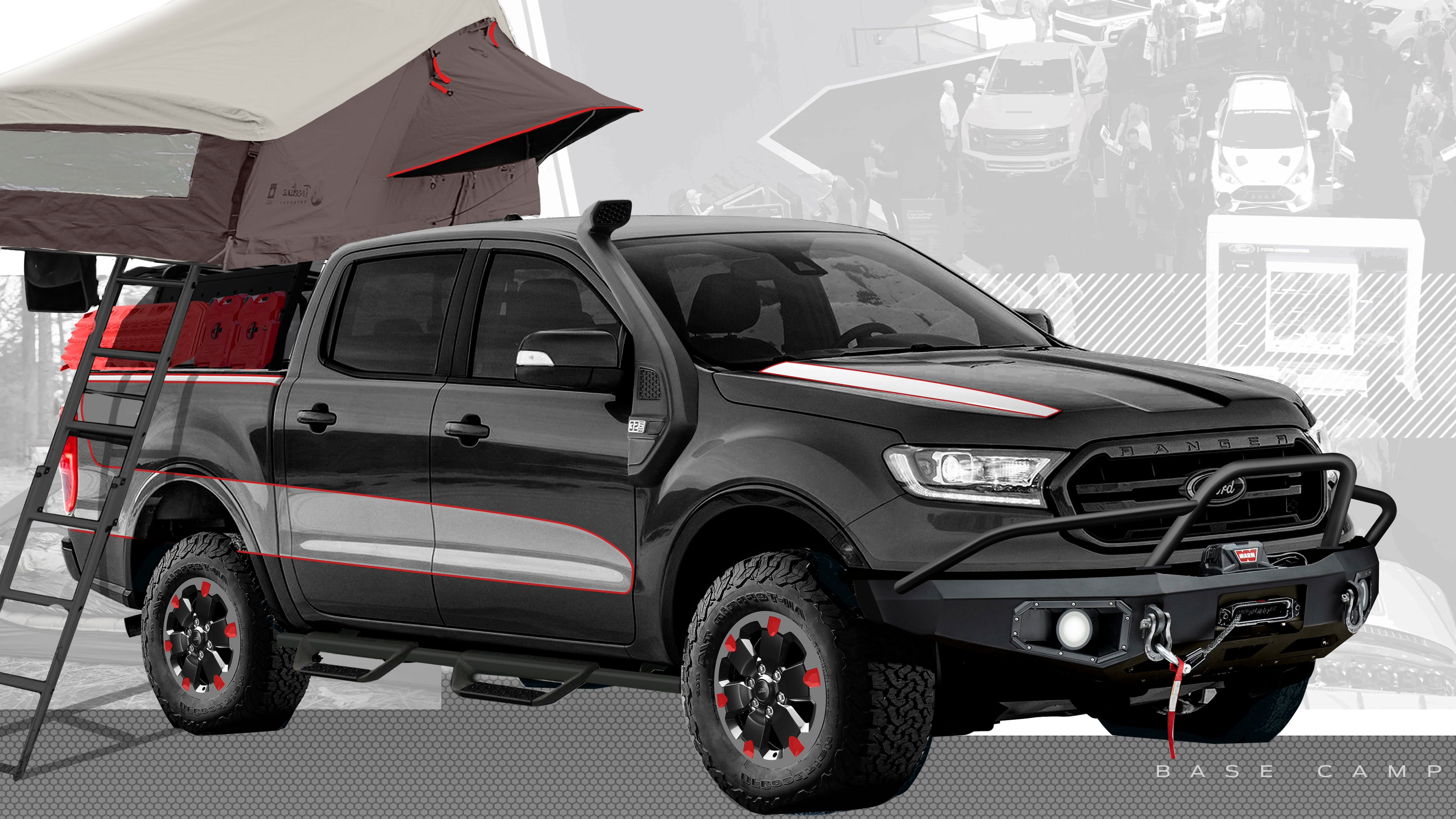 2019 Ford Ranger Headed To Sema Automobile Magazine