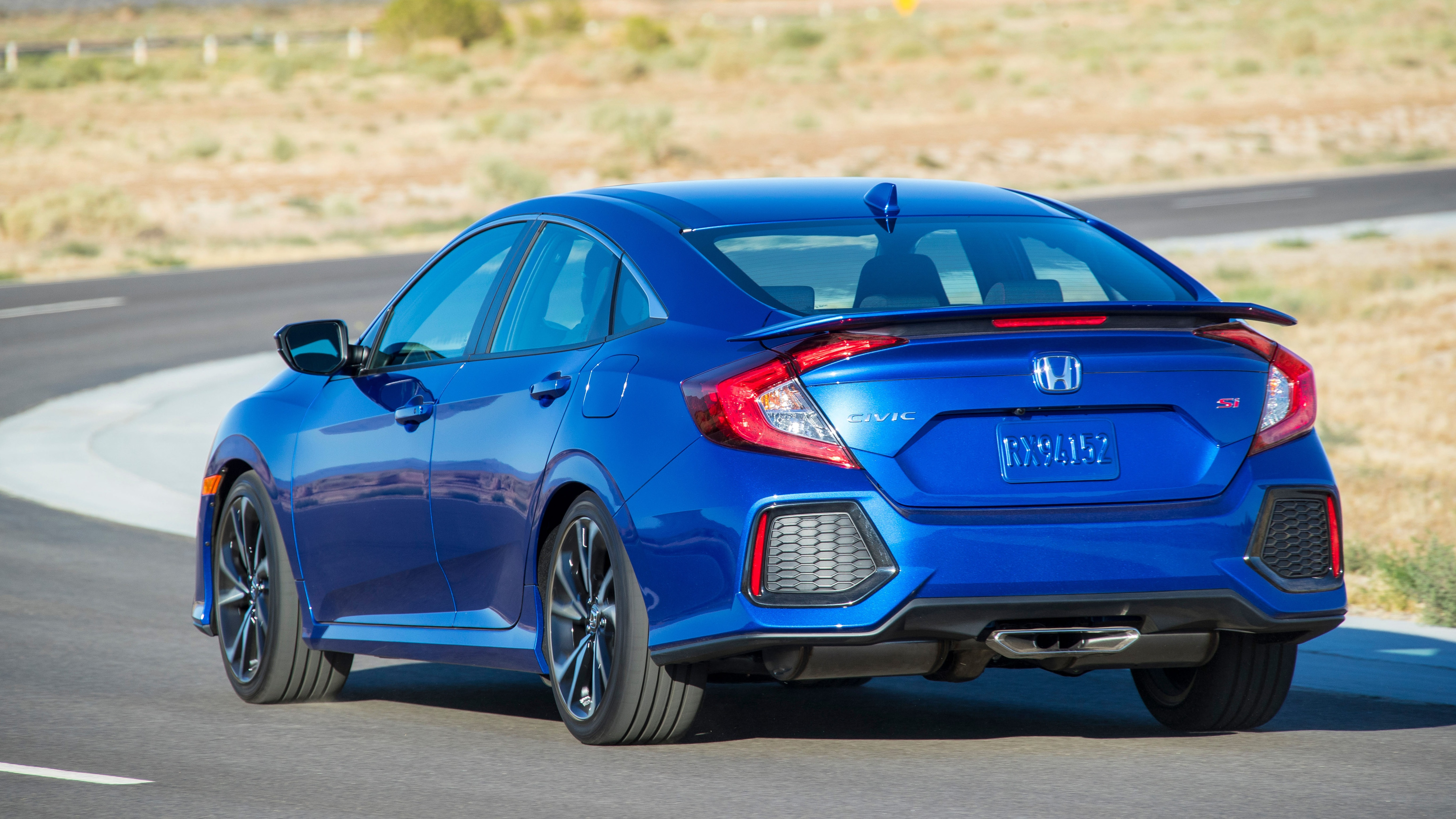 2019 Honda Civic Si Priced at $25,195 | Automobile Magazine