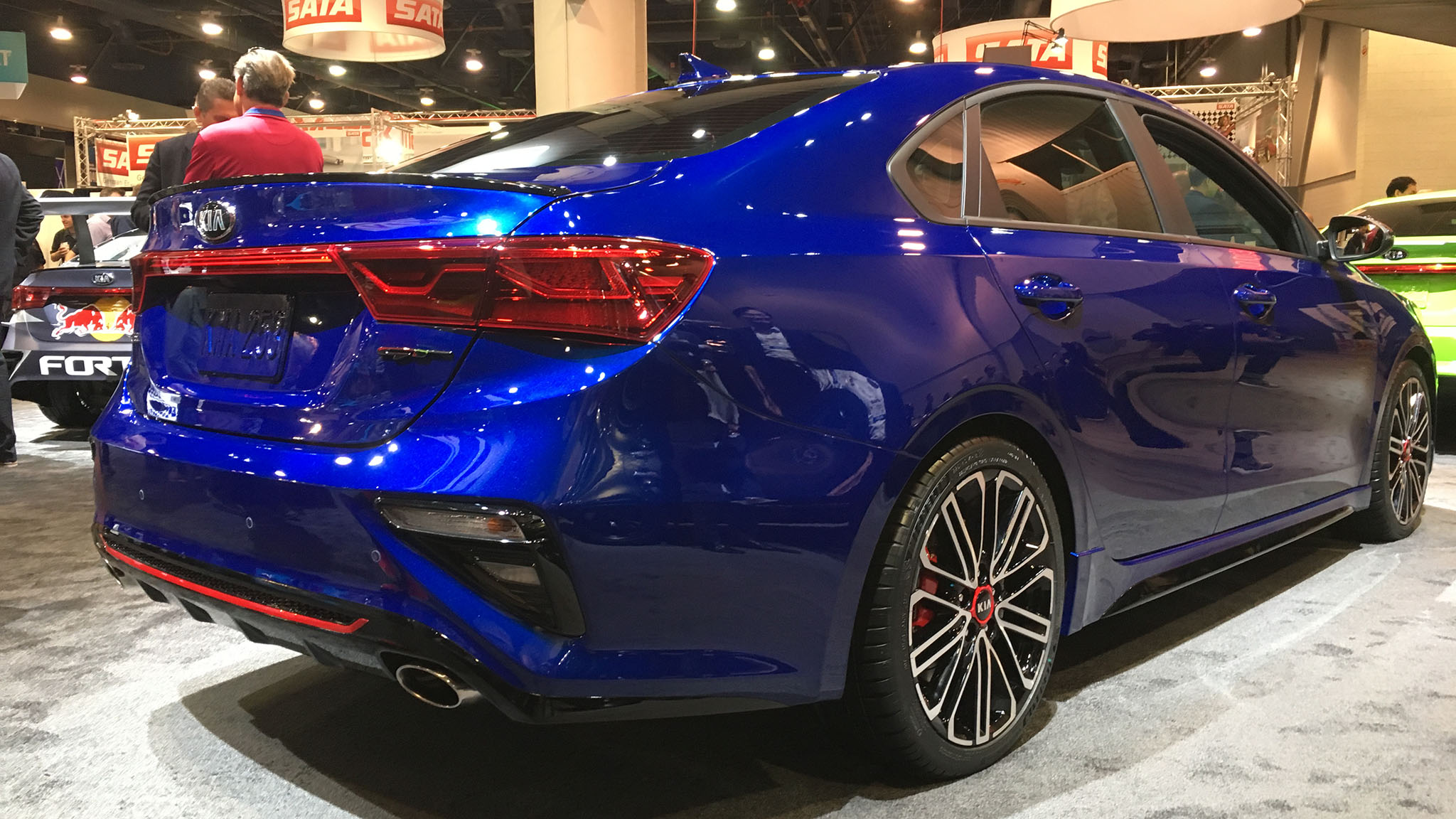 2020 Kia Forte GT with 201 Horsepower Debuts at SEMA ...