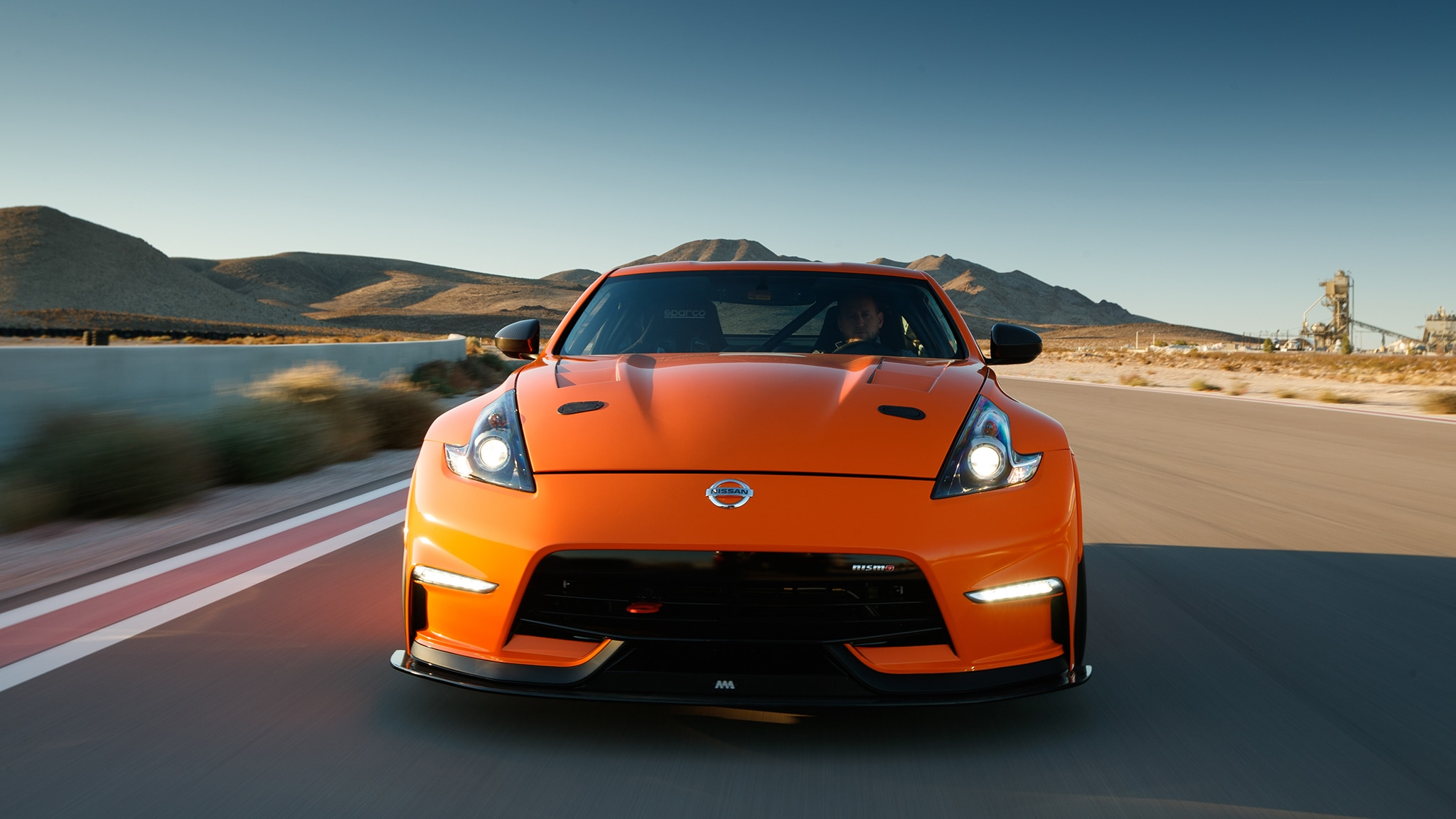 nissan 370z project clubsport 23 packs a twin turbo v 6 for semaNissan 370z Twin Turbo #15