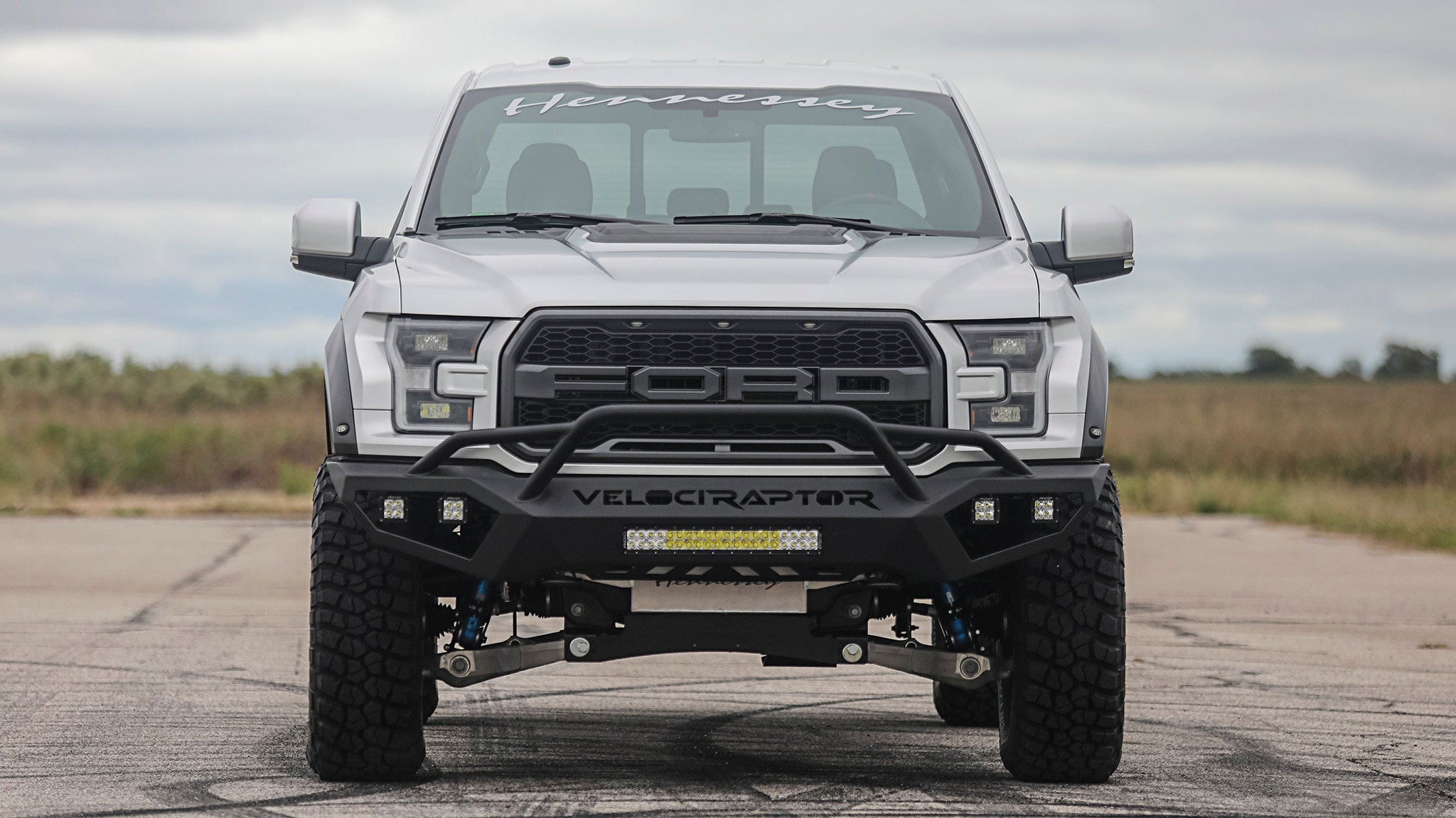 Hennessey Ford F-150 Raptor Packs a 758-Horsepower ...