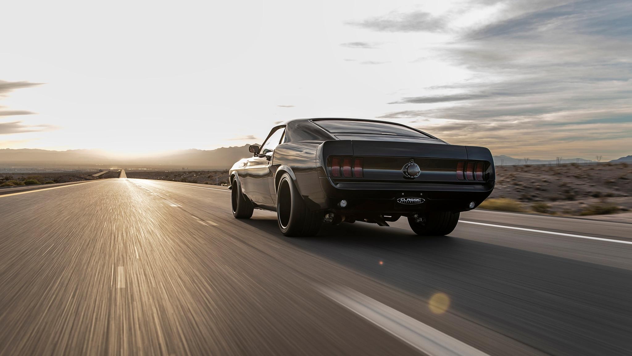 03 Classic Recreations 1969 Boss 429 Mustang