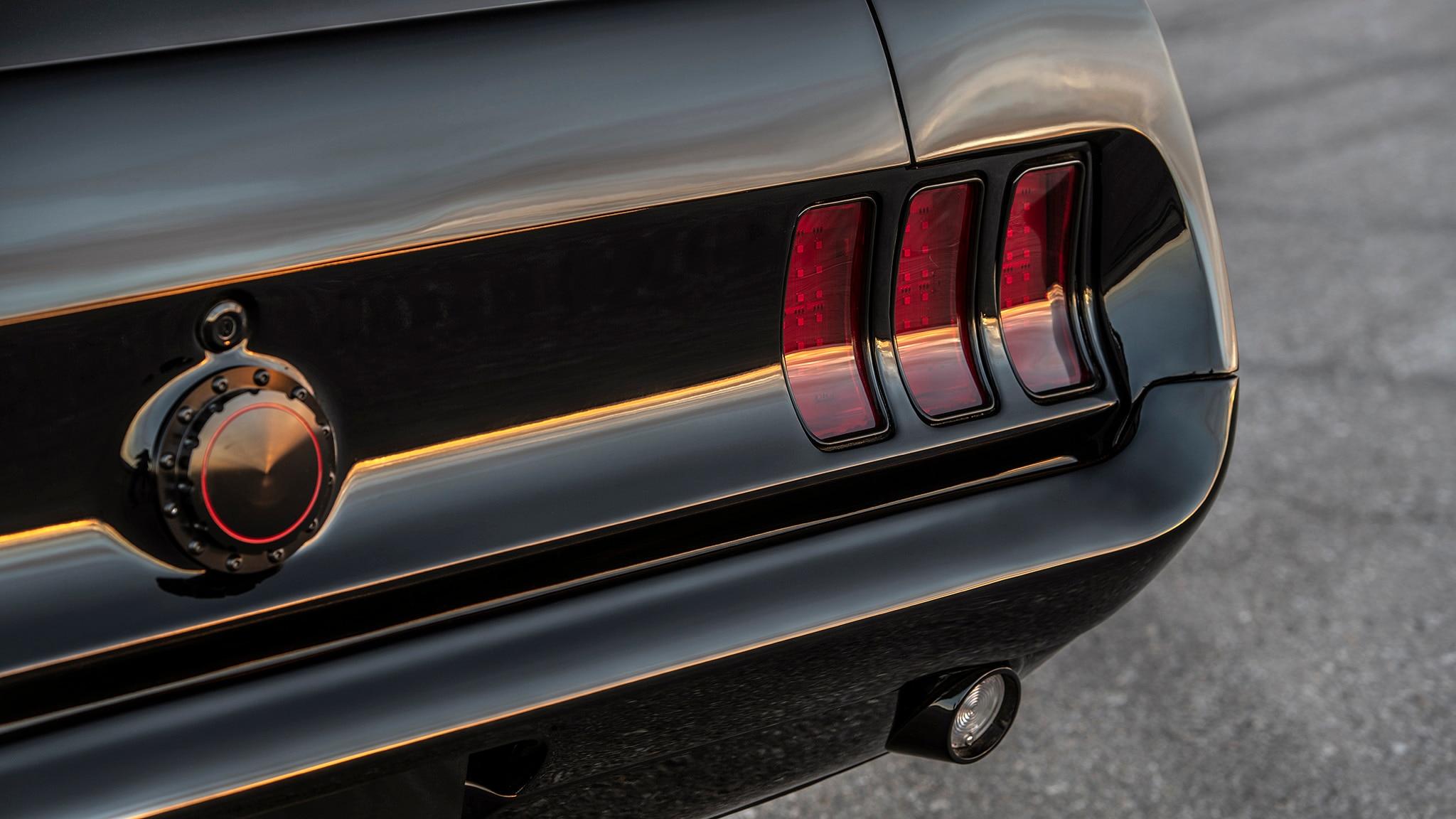 18 Classic Recreations 1969 Boss 429 Mustang