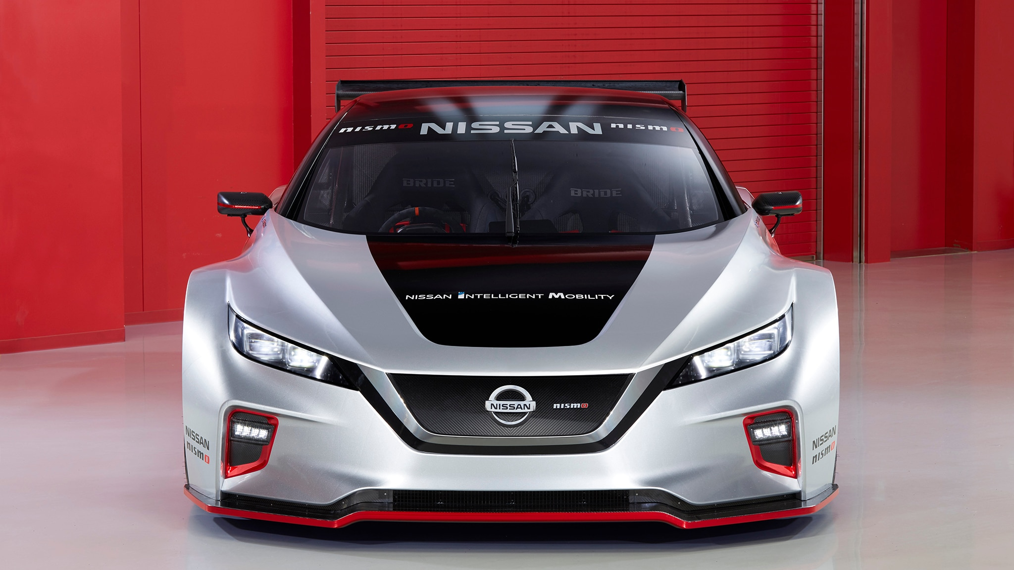 Nissan Reveals The Leaf Nismo RC Electric Race Car