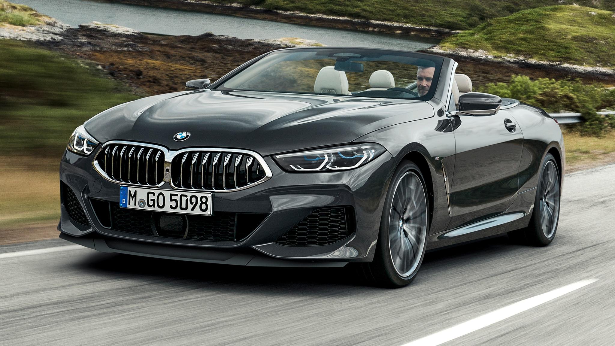 BMW 8-Series Convertible bows ahead of 2018 LA auto show