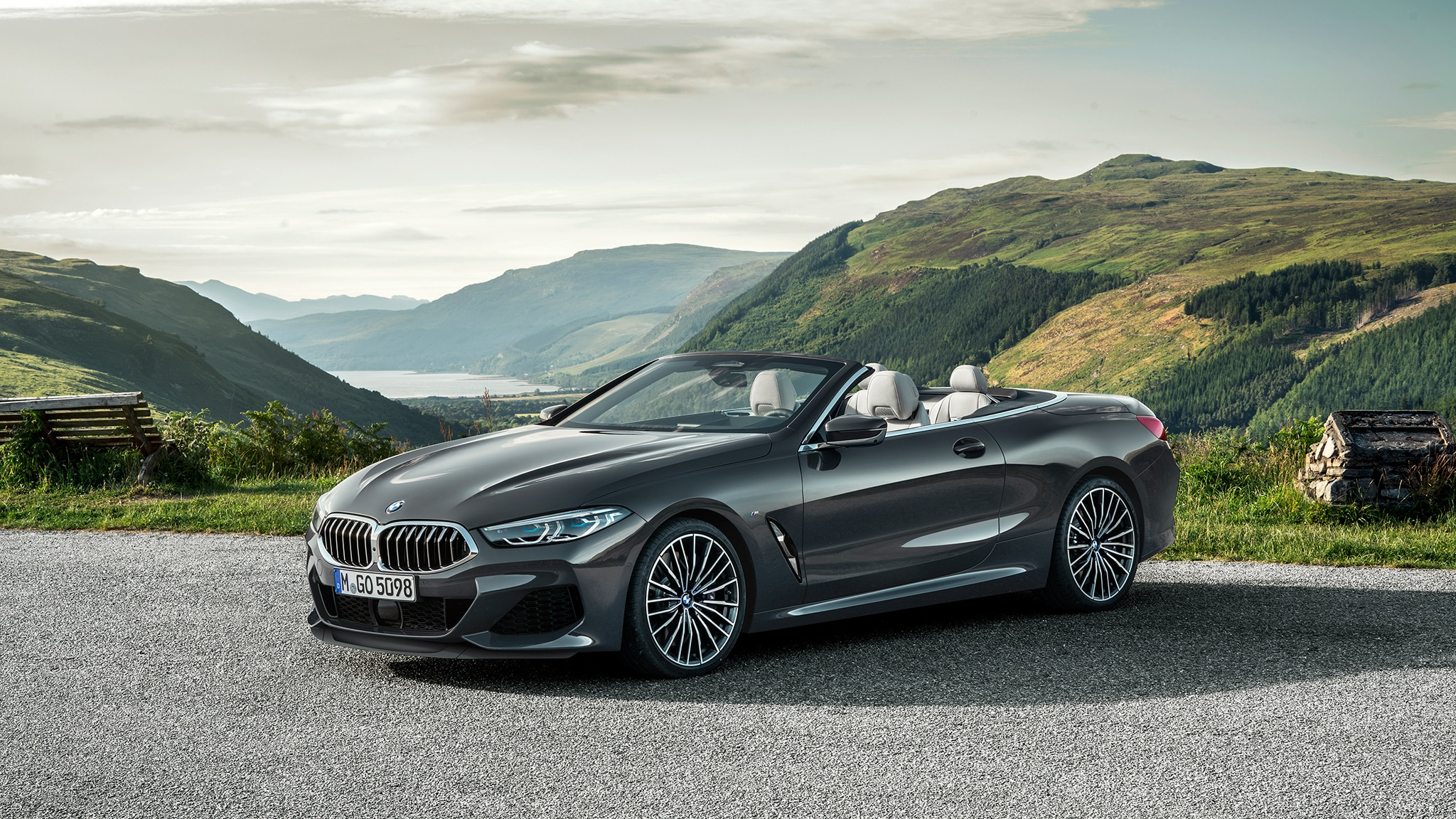 2019 Bmw 8 Series Convertible Revealed Starts At 122 395 Automobile Magazine