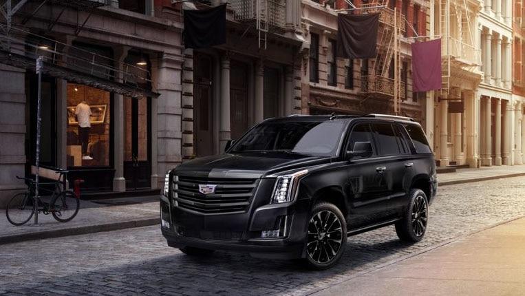 2019 Cadillac Escalade Rolls Out Sport Edition ...