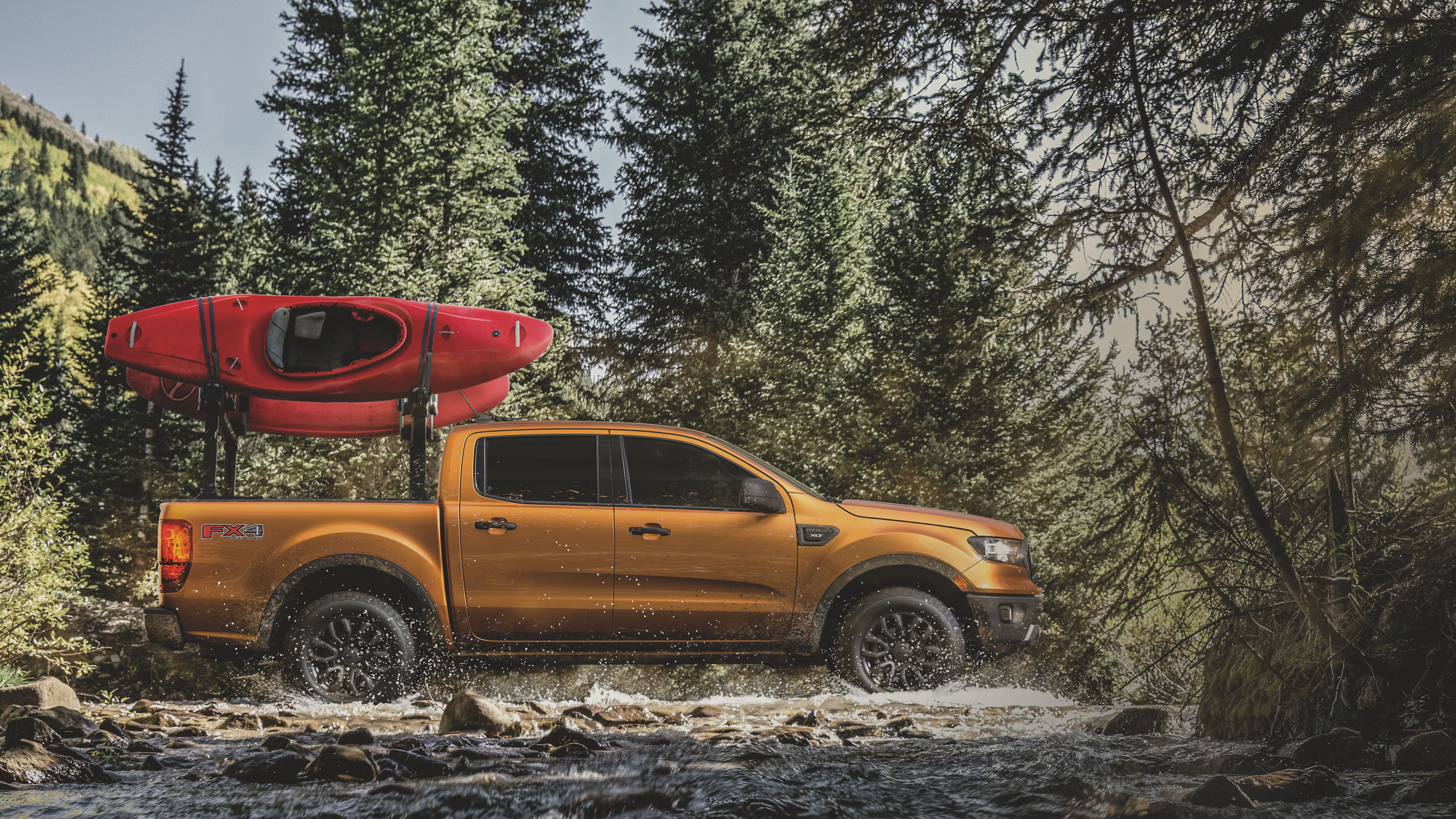2019 Ford Ranger Gears Up With Yakima Accessories For