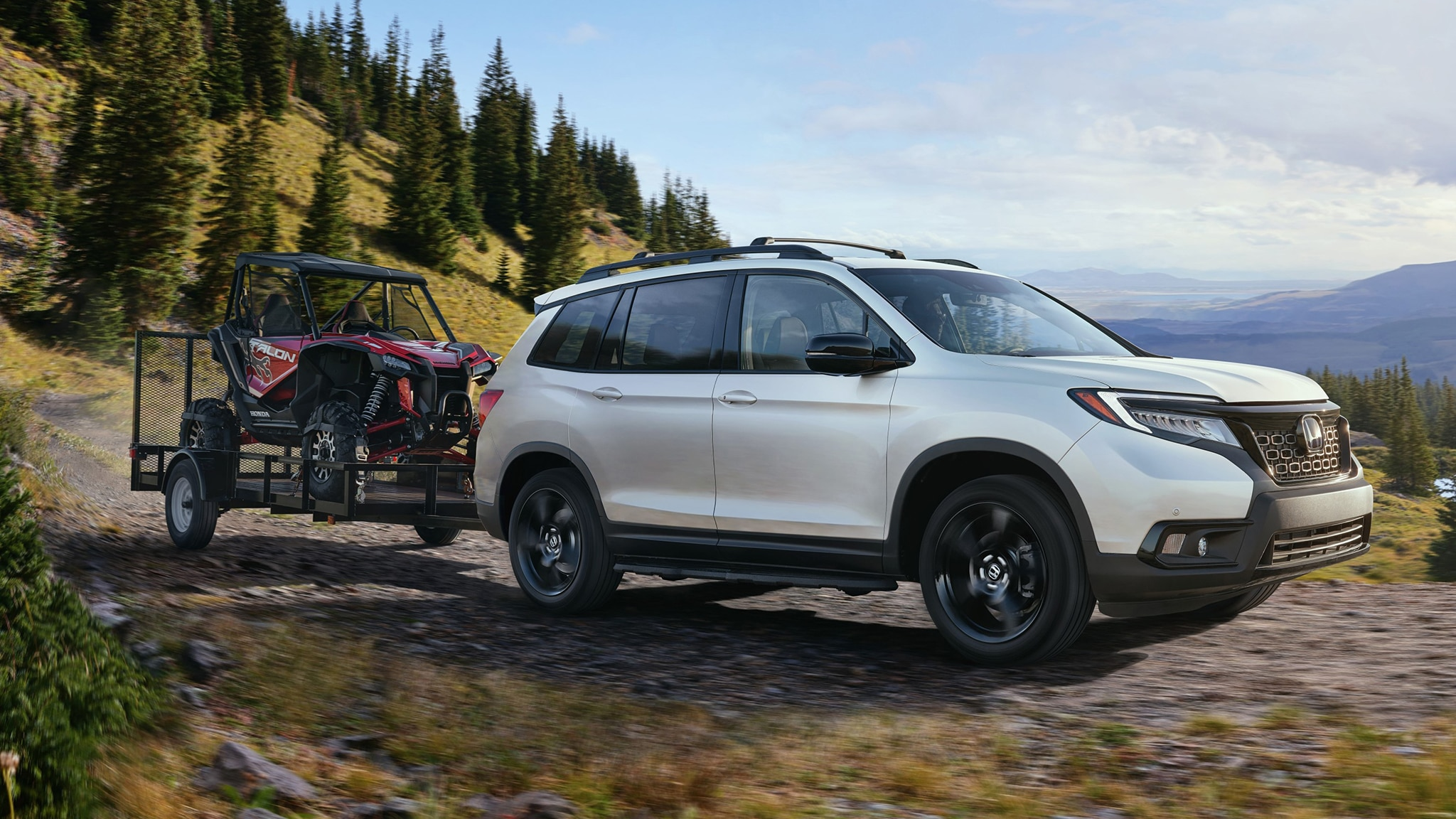 The 2019 Honda Passport Is Already Rolling Off Assembly ...