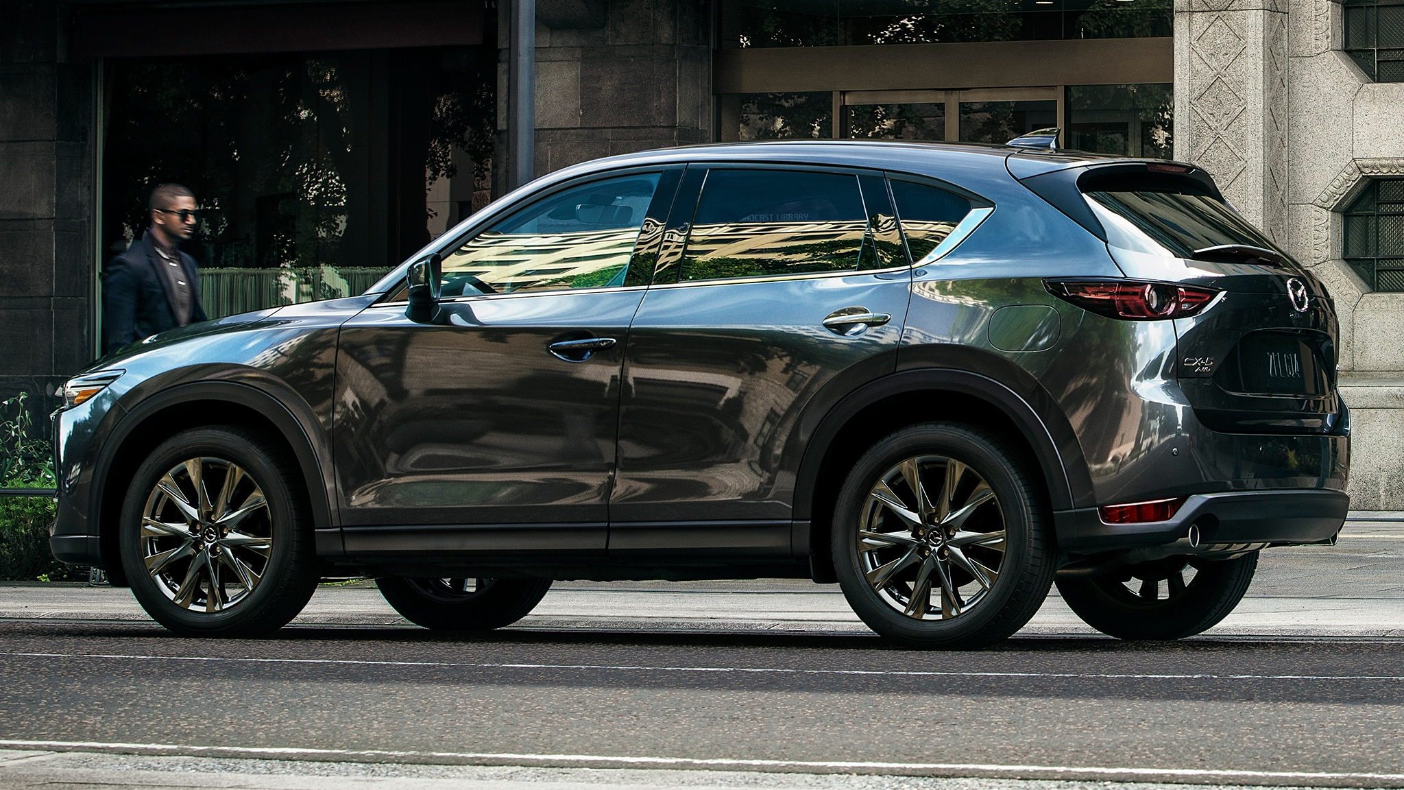 2019 mazda cx 5 confirmed with turbo engine signature. Black Bedroom Furniture Sets. Home Design Ideas