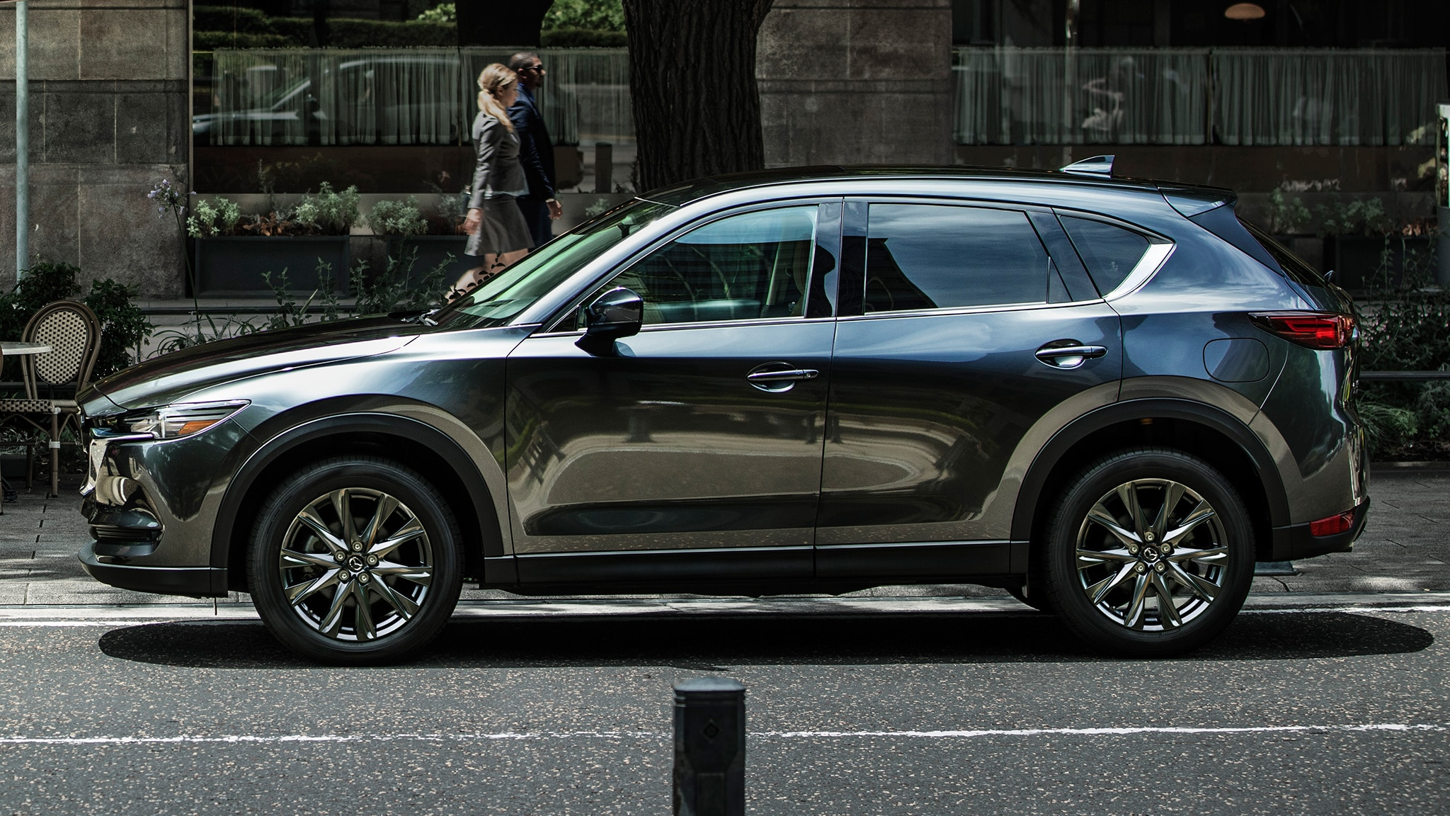 2019 Mazda Cx 5 Confirmed With Turbo Engine Signature Model