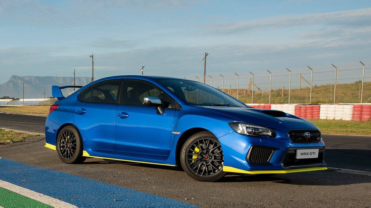 2018 Subaru WRX STI Diamond Edition Can't Be Mine ...