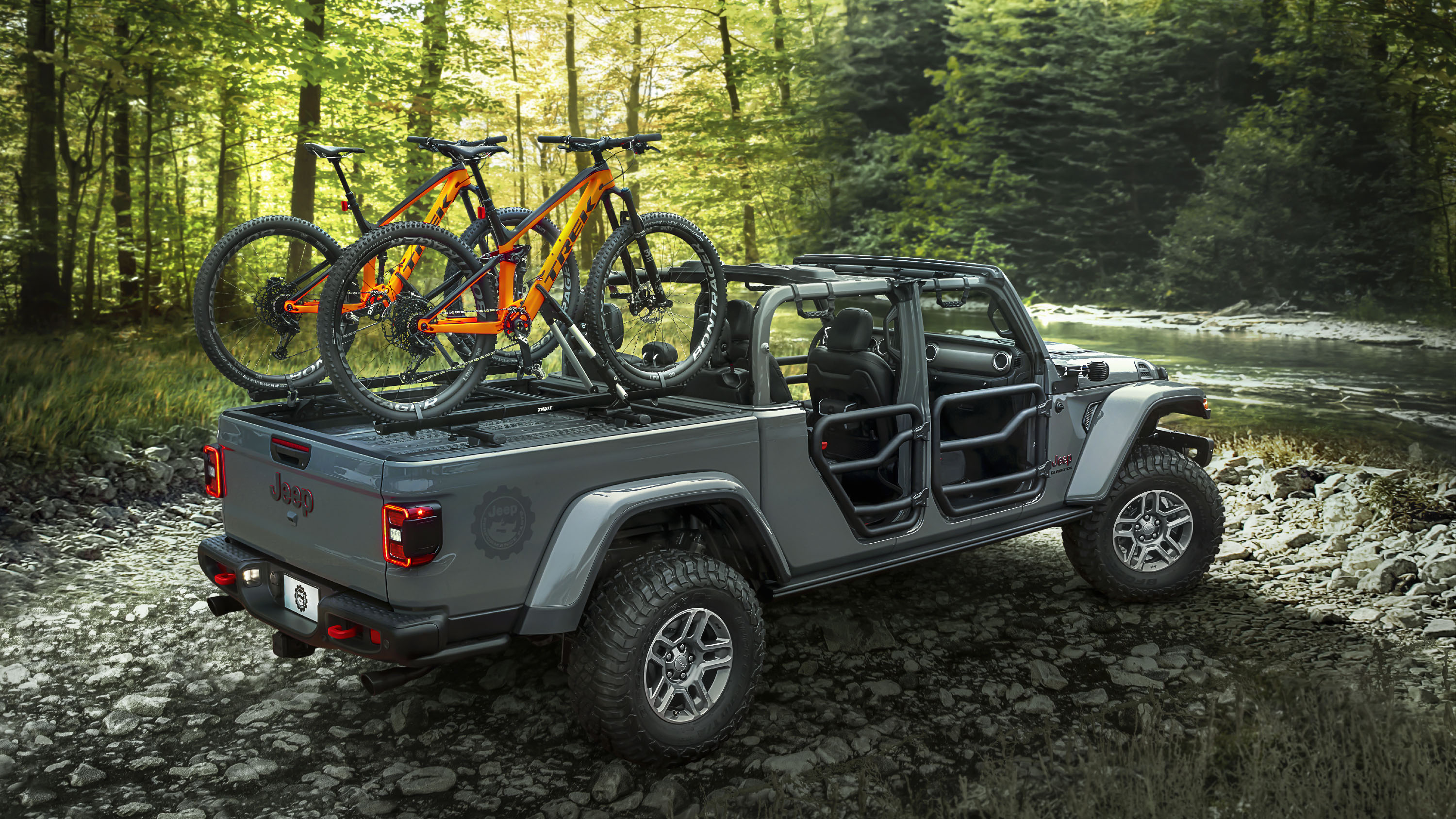 2020 Jeep Gladiator Gets More Than 200 Mopar Accessories
