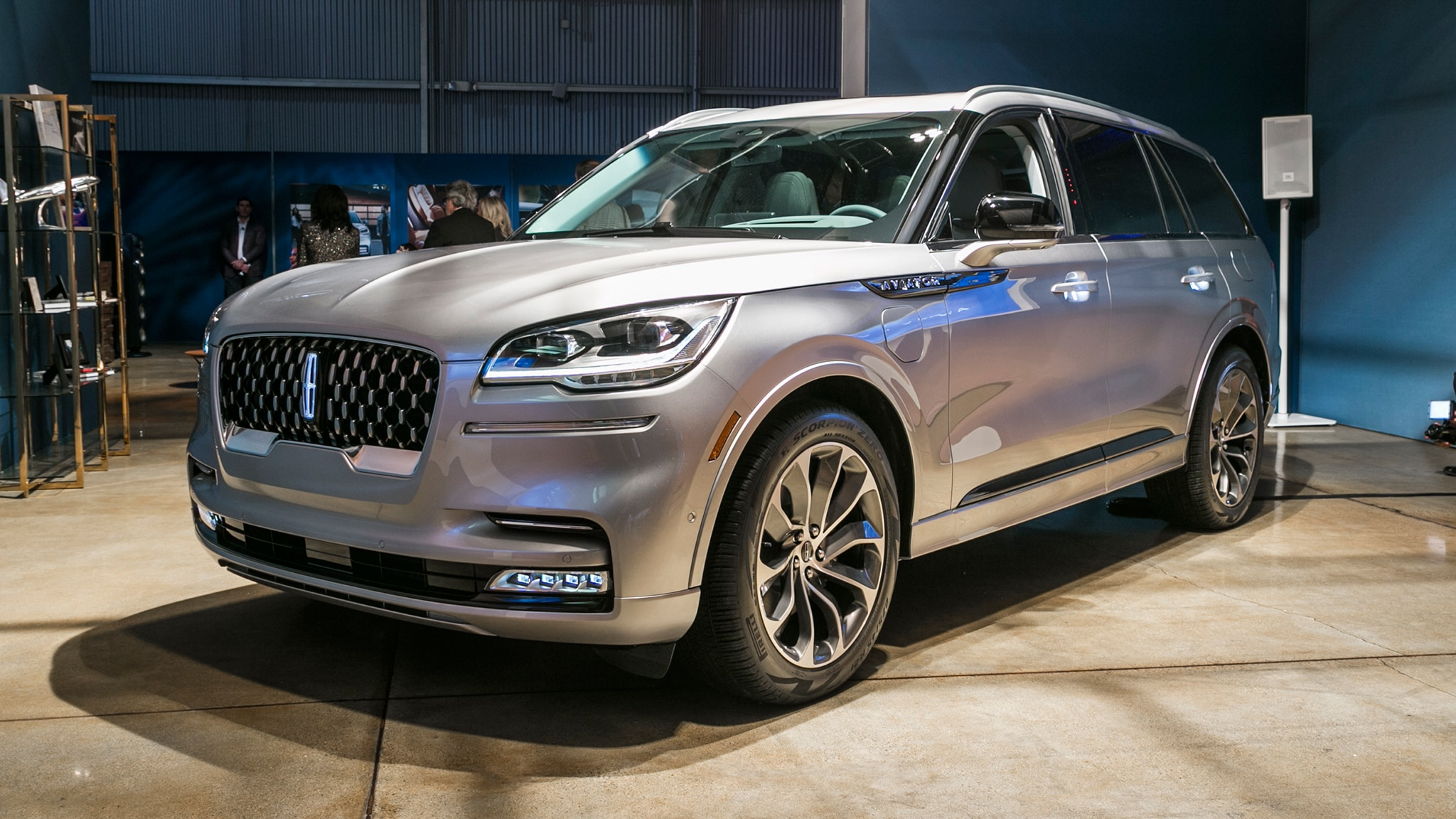 here's how much the 2020 lincoln aviator will cost  car