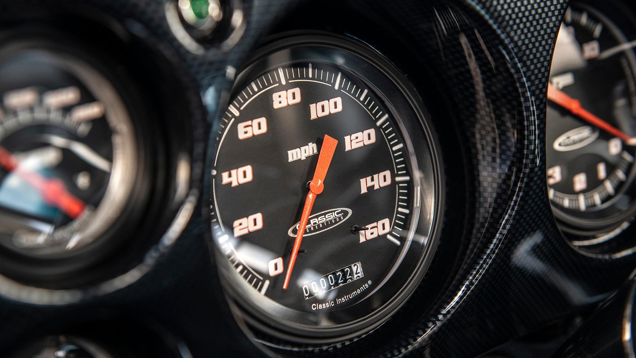 25 Classic Recreations 1969 Boss 429 Mustang