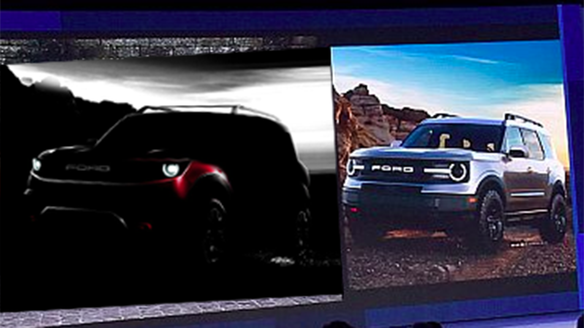 2020 Ford Baby Bronco Photos Revealed
