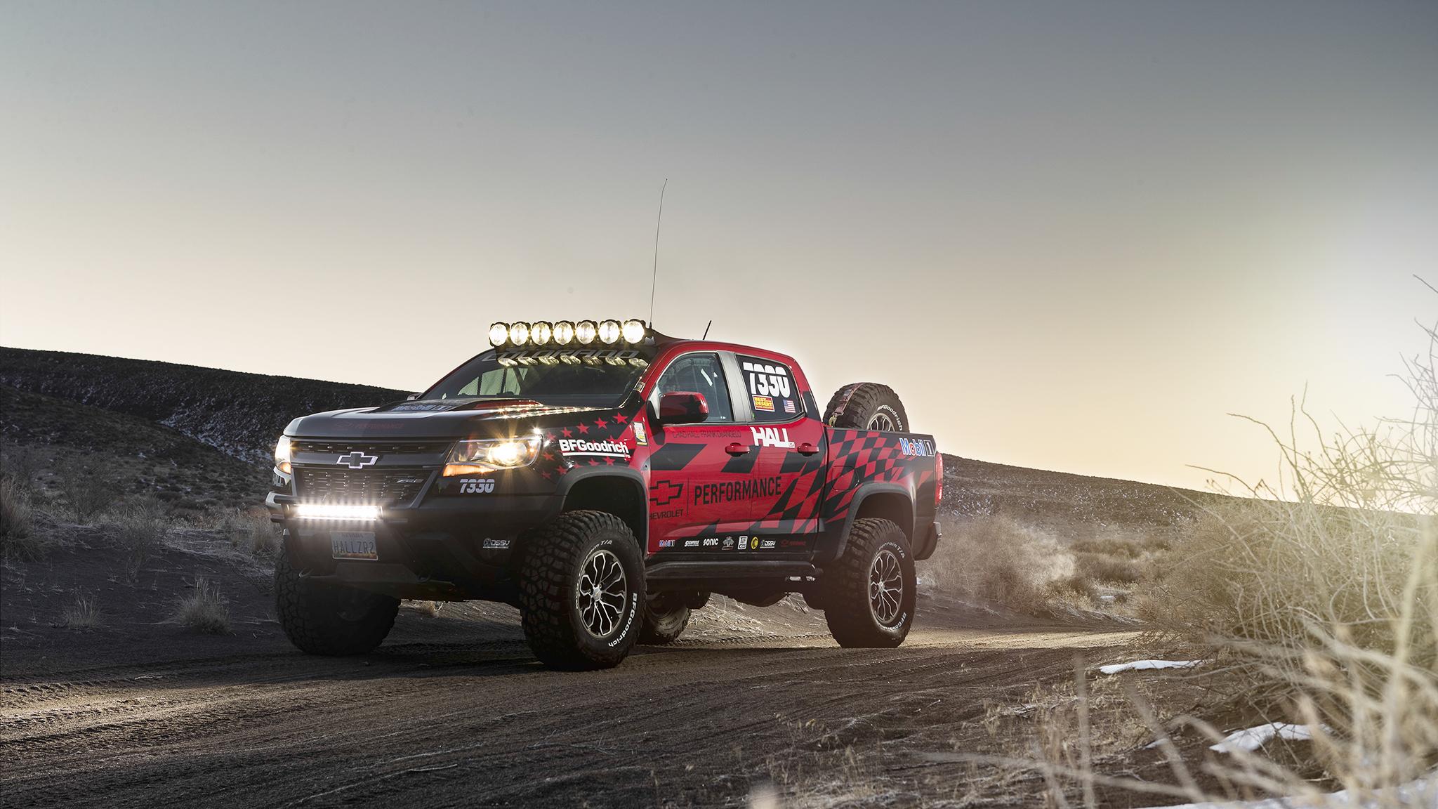 2019 Chevrolet Colorado ZR2 Desert Racer Conversion Kit ...