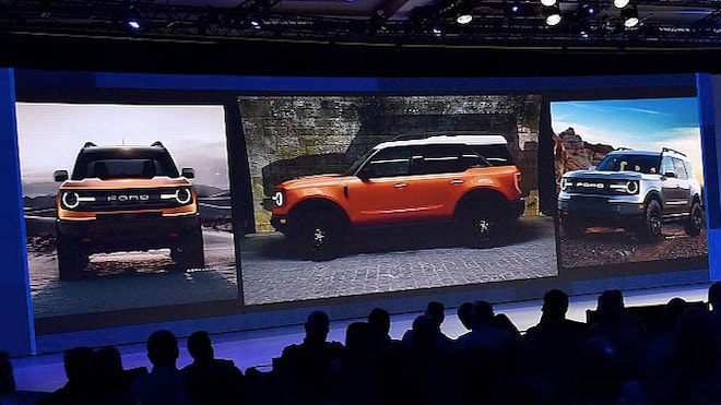 Ford Baby Bronco Dealer Meeting